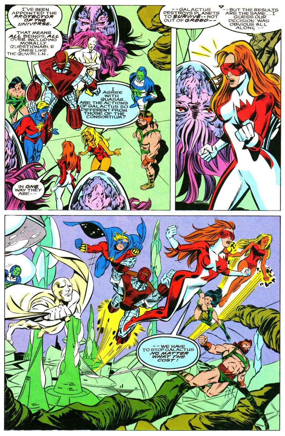 Read online Alpha Flight Special comic -  Issue #4 - 12