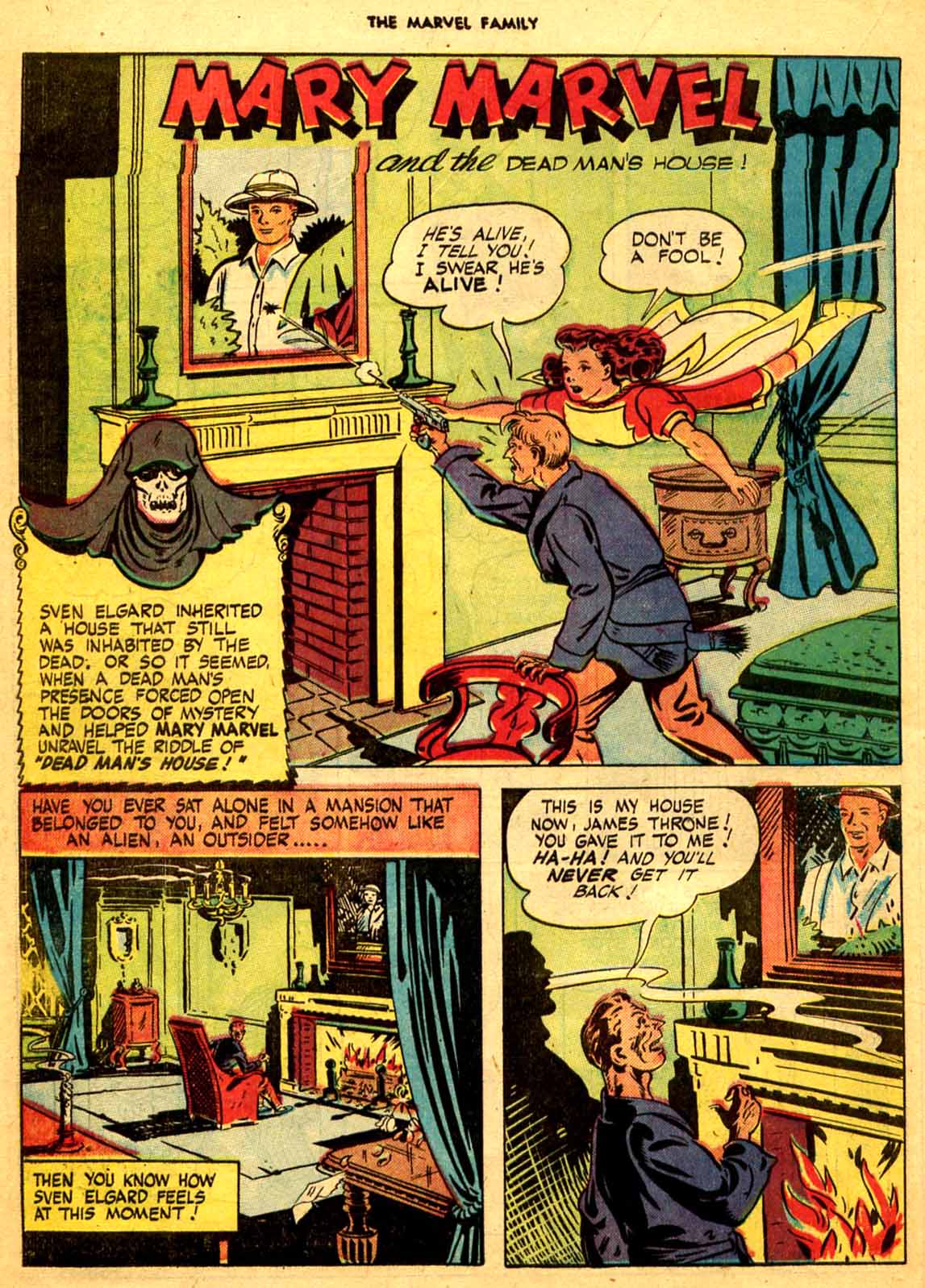 The Marvel Family issue 9 - Page 30