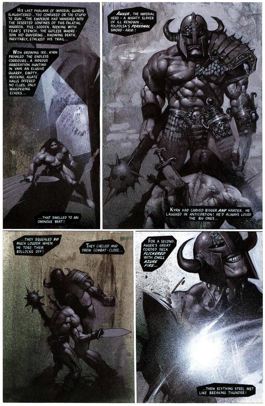 Read online Bisley's Scrapbook comic -  Issue # Full - 24