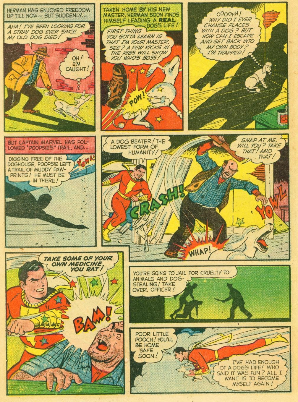 Captain Marvel Adventures issue 133 - Page 22