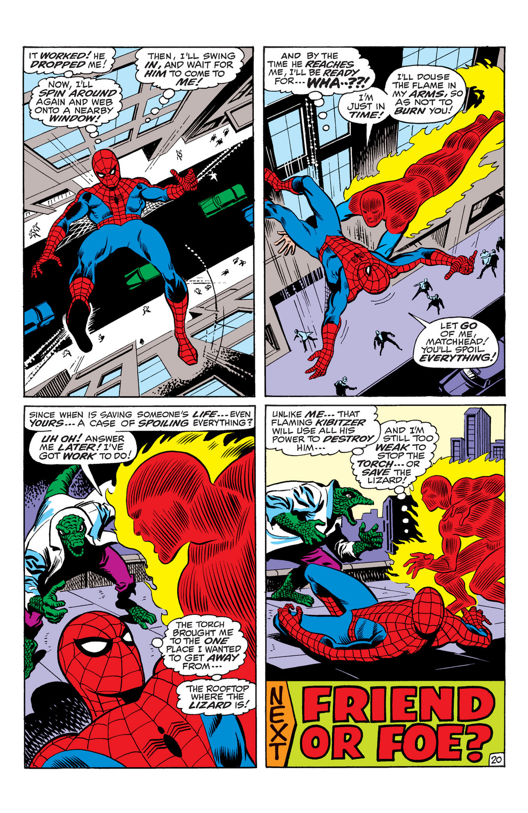 The Amazing Spider-Man (1963) 76 Page 20