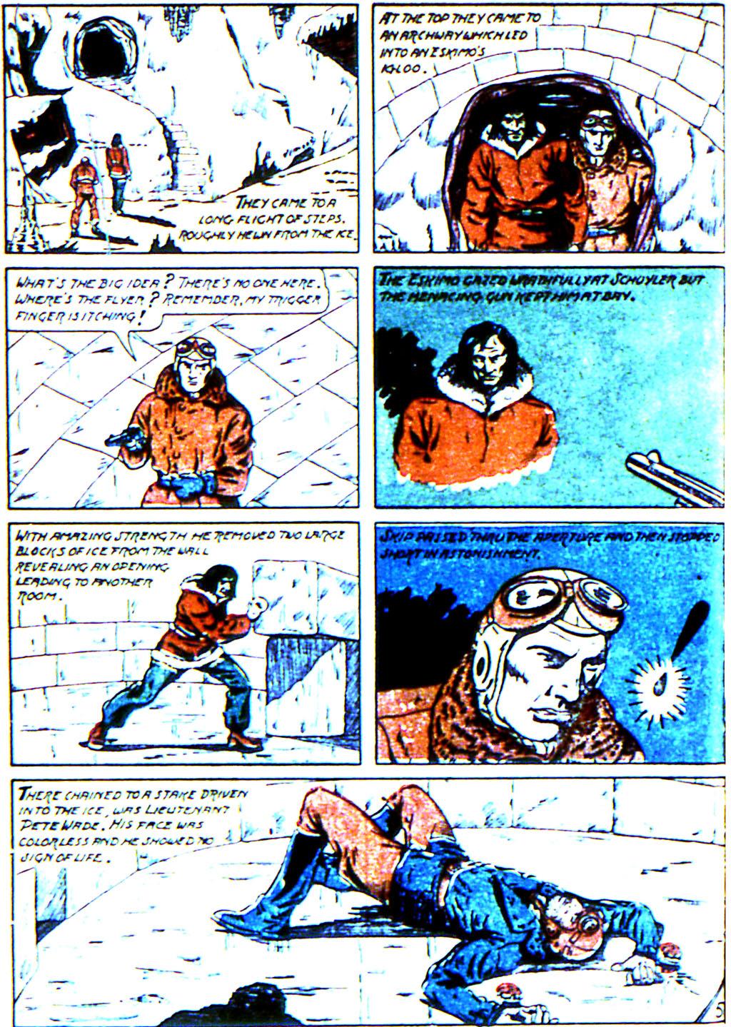 Read online Adventure Comics (1938) comic -  Issue #45 - 48