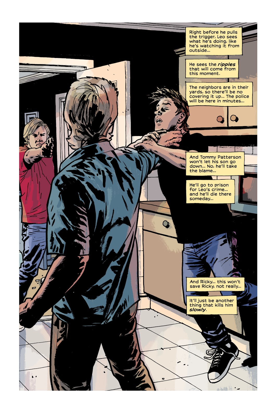 Read online Criminal (2019) comic -  Issue #12 - 25
