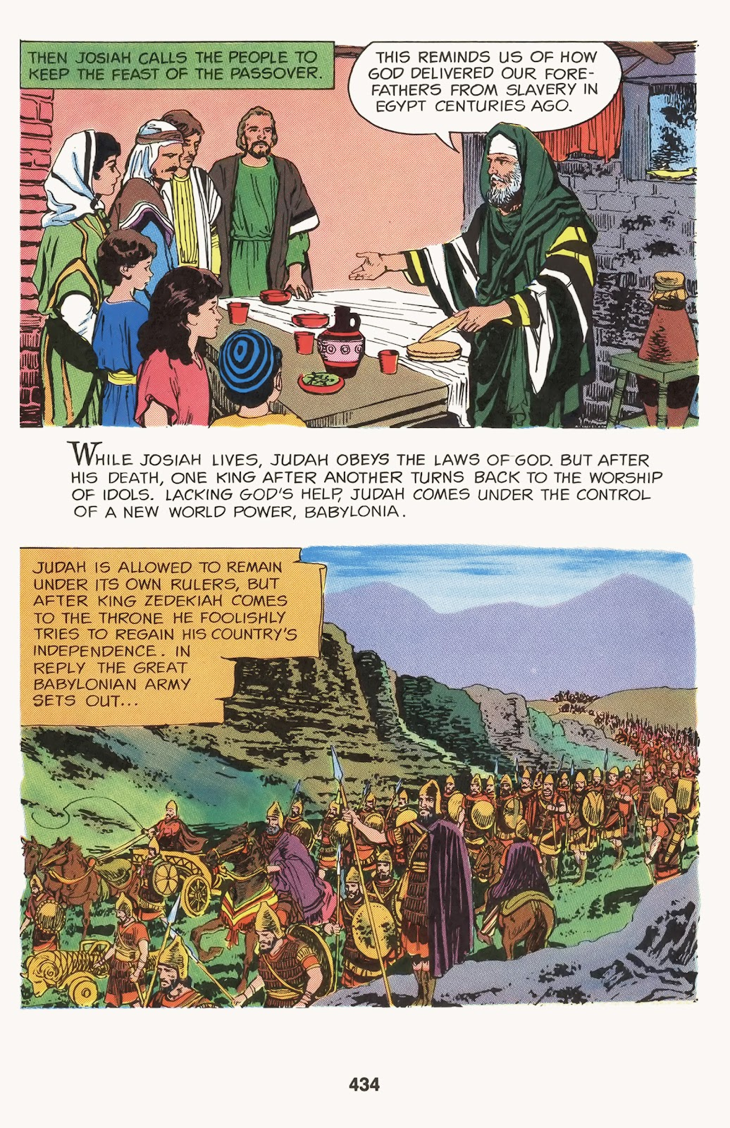 The Picture Bible issue TPB (Part 5) - Page 37