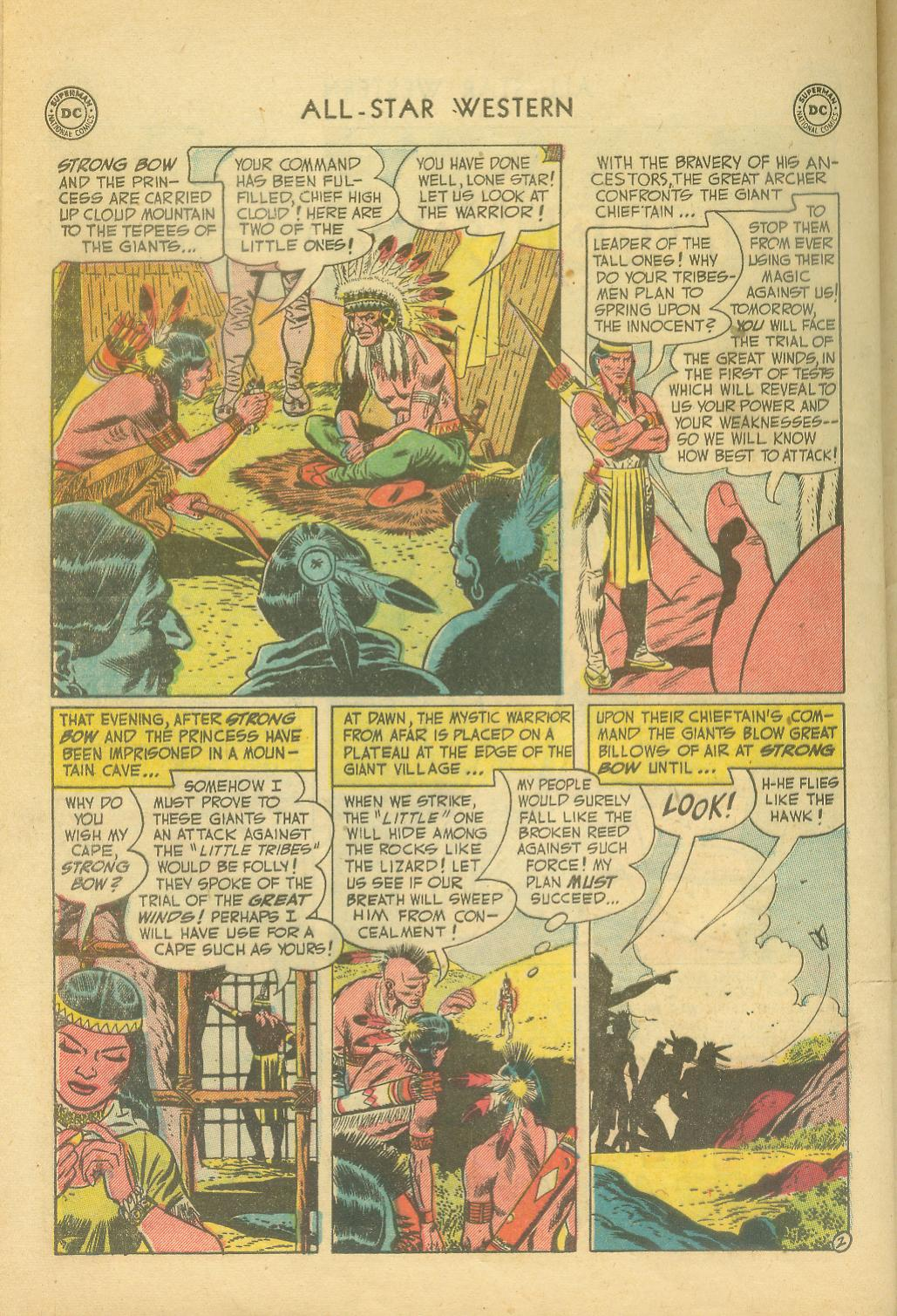 Read online All-Star Western (1951) comic -  Issue #65 - 28