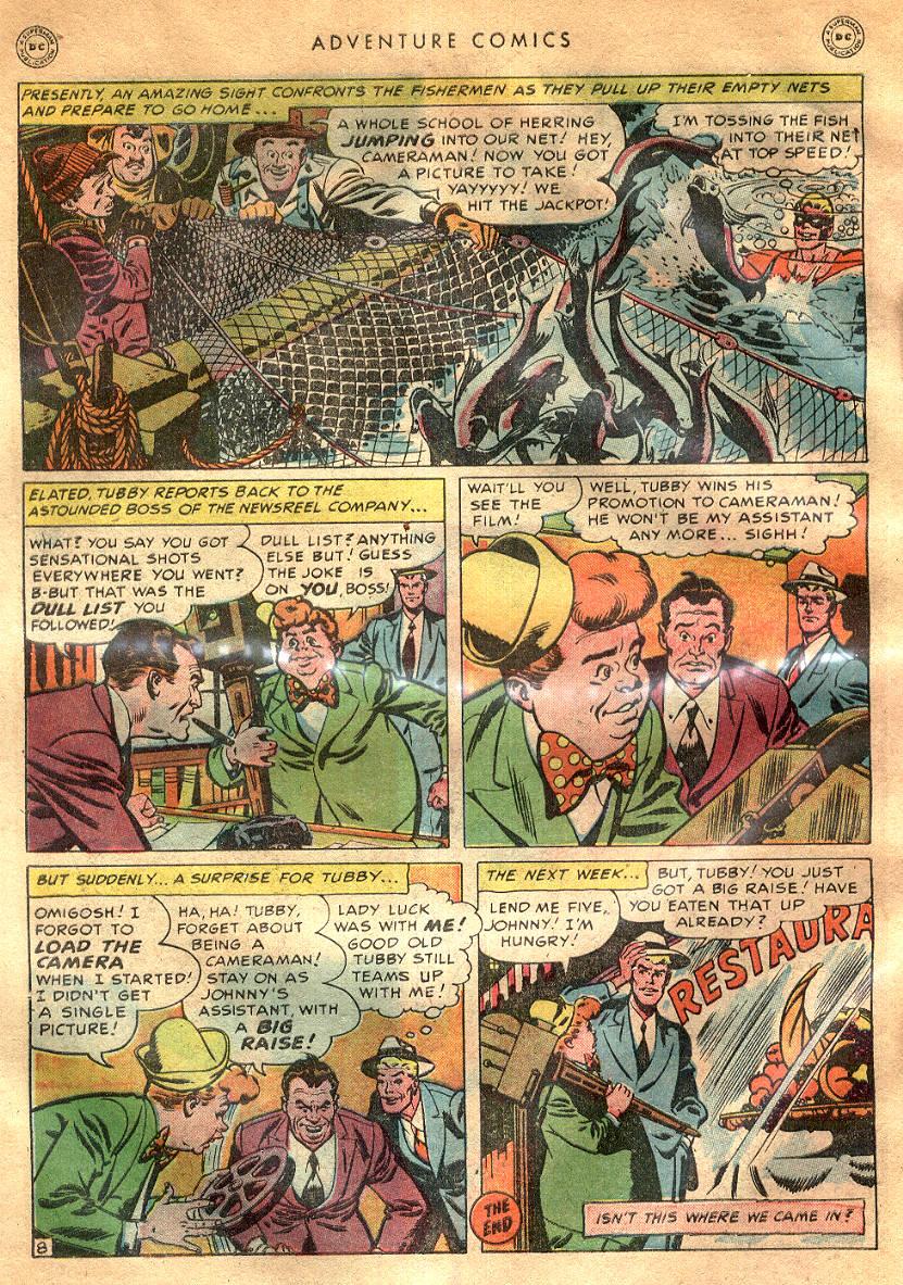 Read online Adventure Comics (1938) comic -  Issue #145 - 33