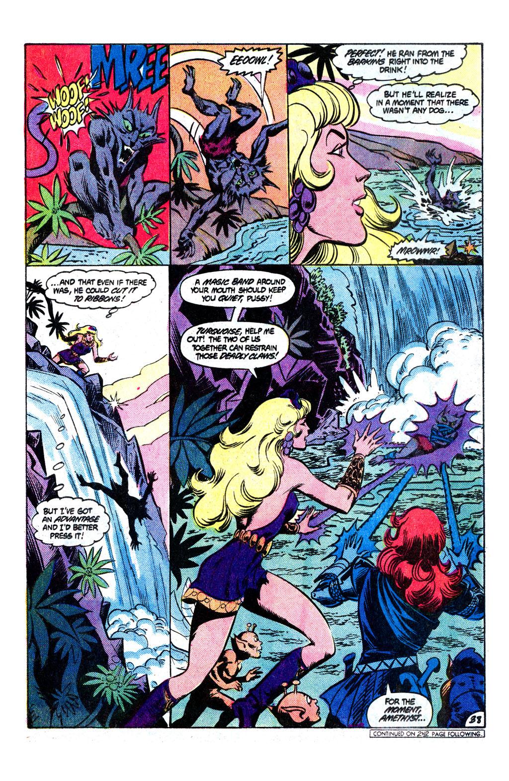 Read online Amethyst, Princess of Gemworld comic -  Issue # _Annual 1 - 39