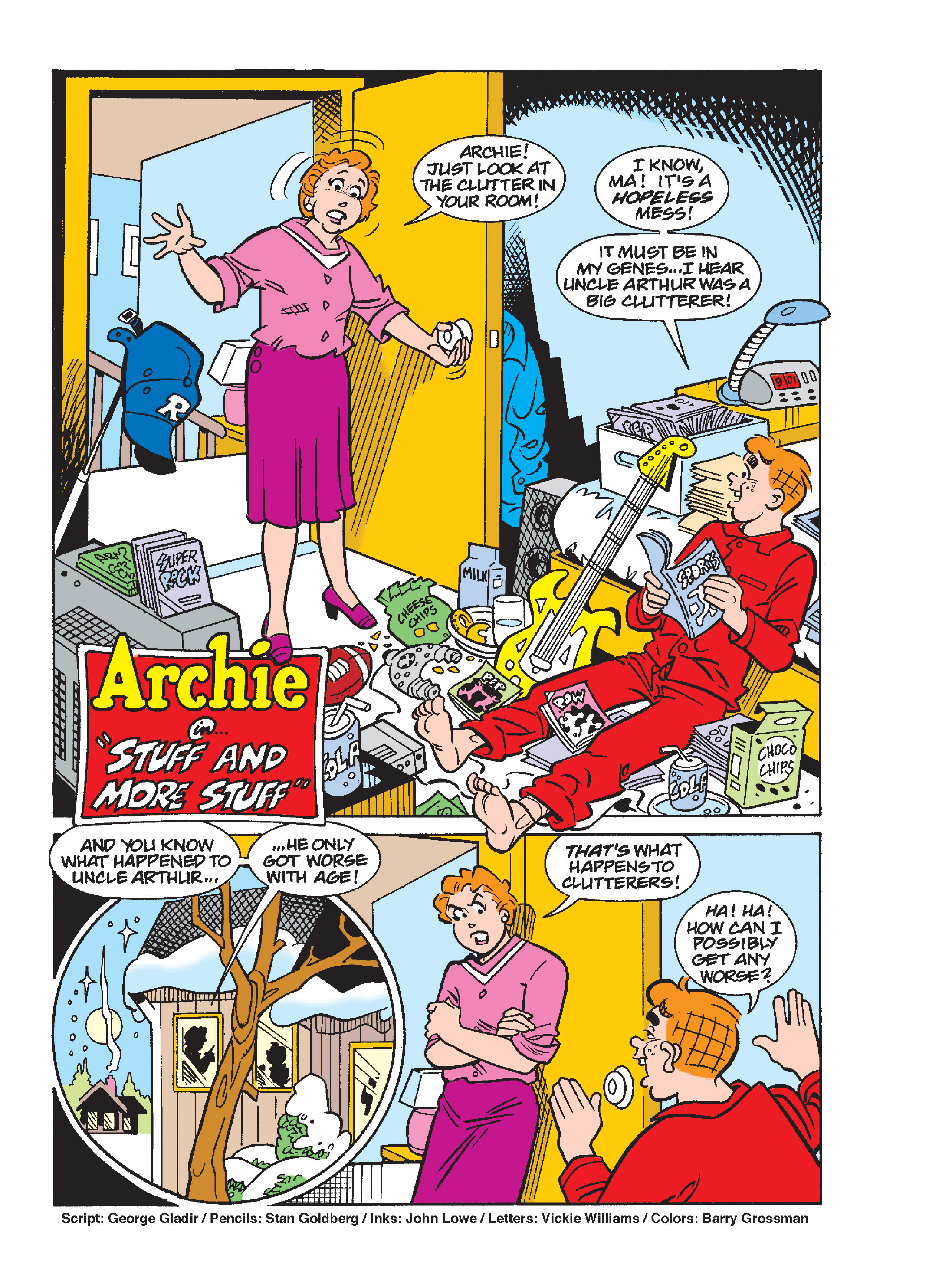 Read online World of Archie Double Digest comic -  Issue #55 - 201