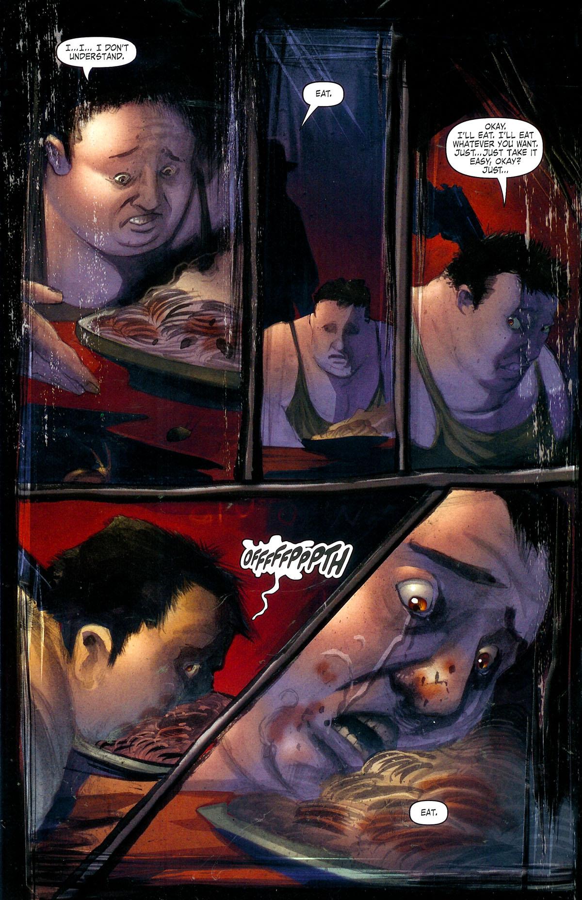 Read online Se7en comic -  Issue #1 - 9