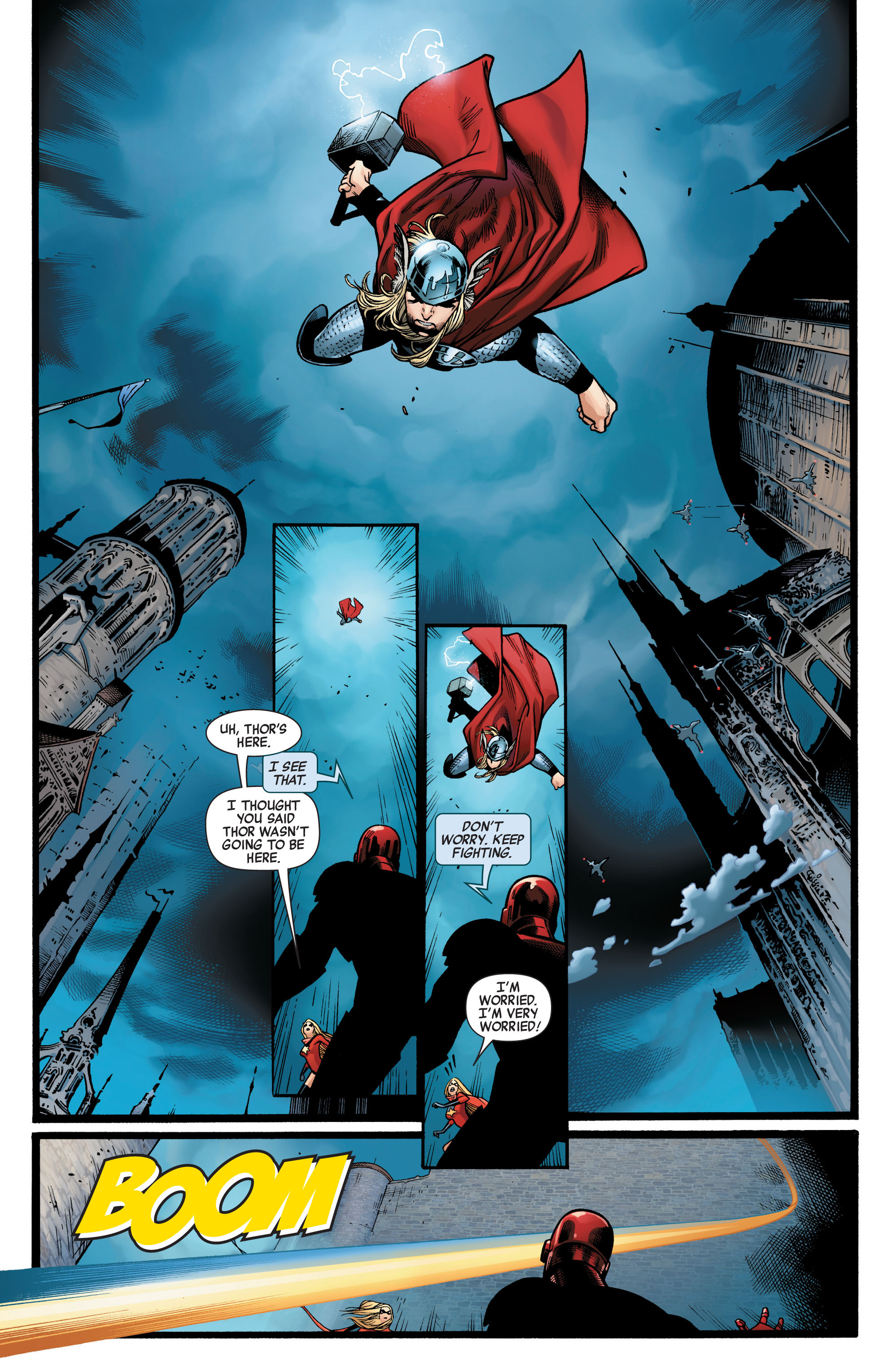 Read online Siege (2010) comic -  Issue #1 - 21