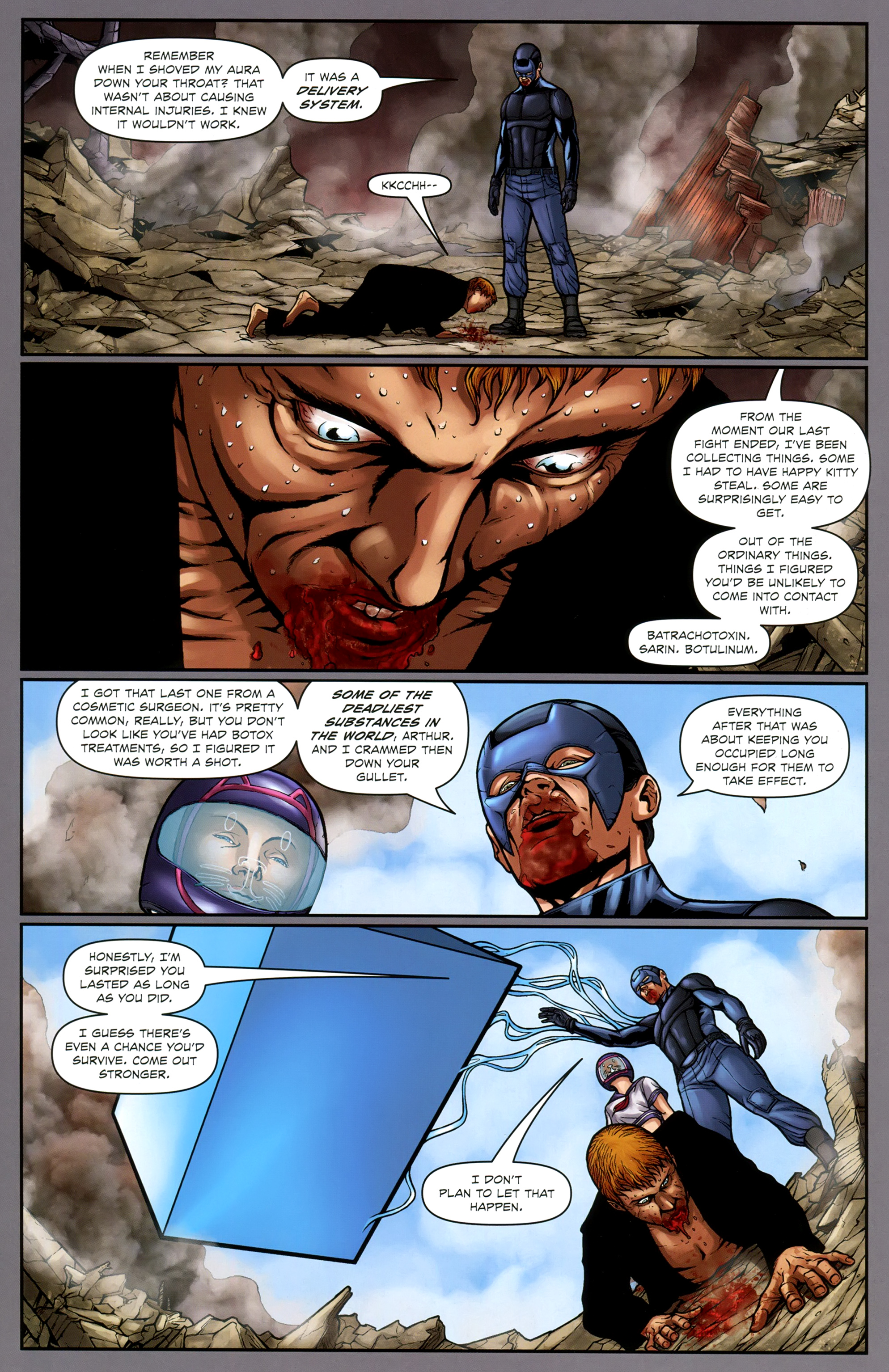 Read online Absolution: Rubicon comic -  Issue #4 - 26