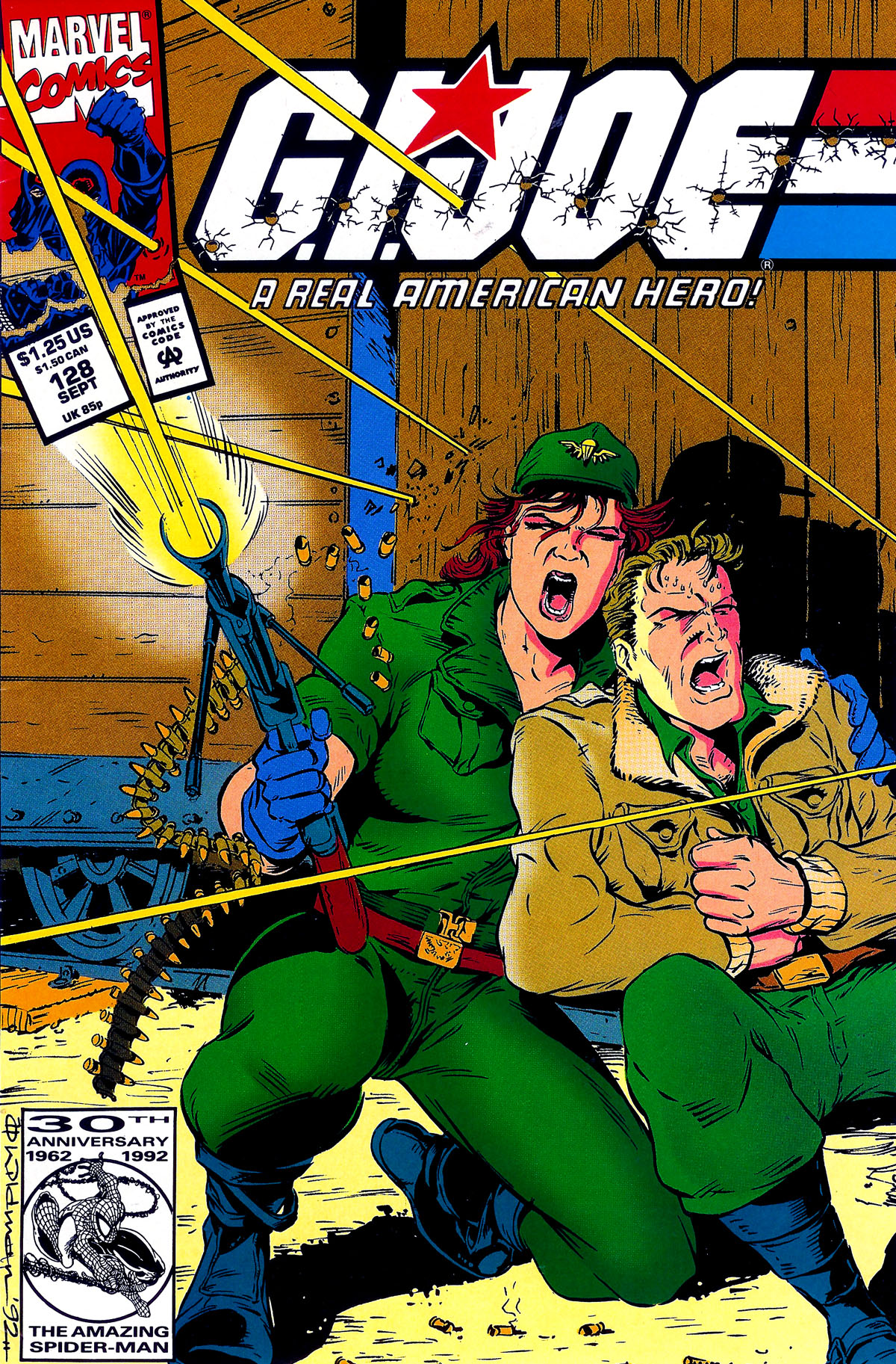 G.I. Joe: A Real American Hero 128 Page 1