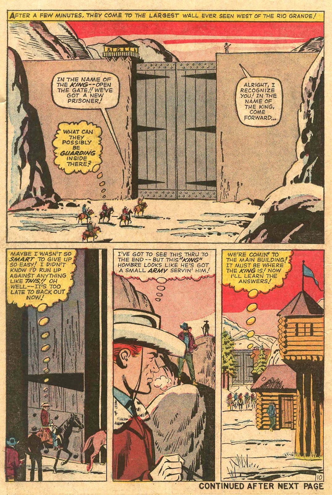 The Rawhide Kid (1955) issue 41 - Page 14