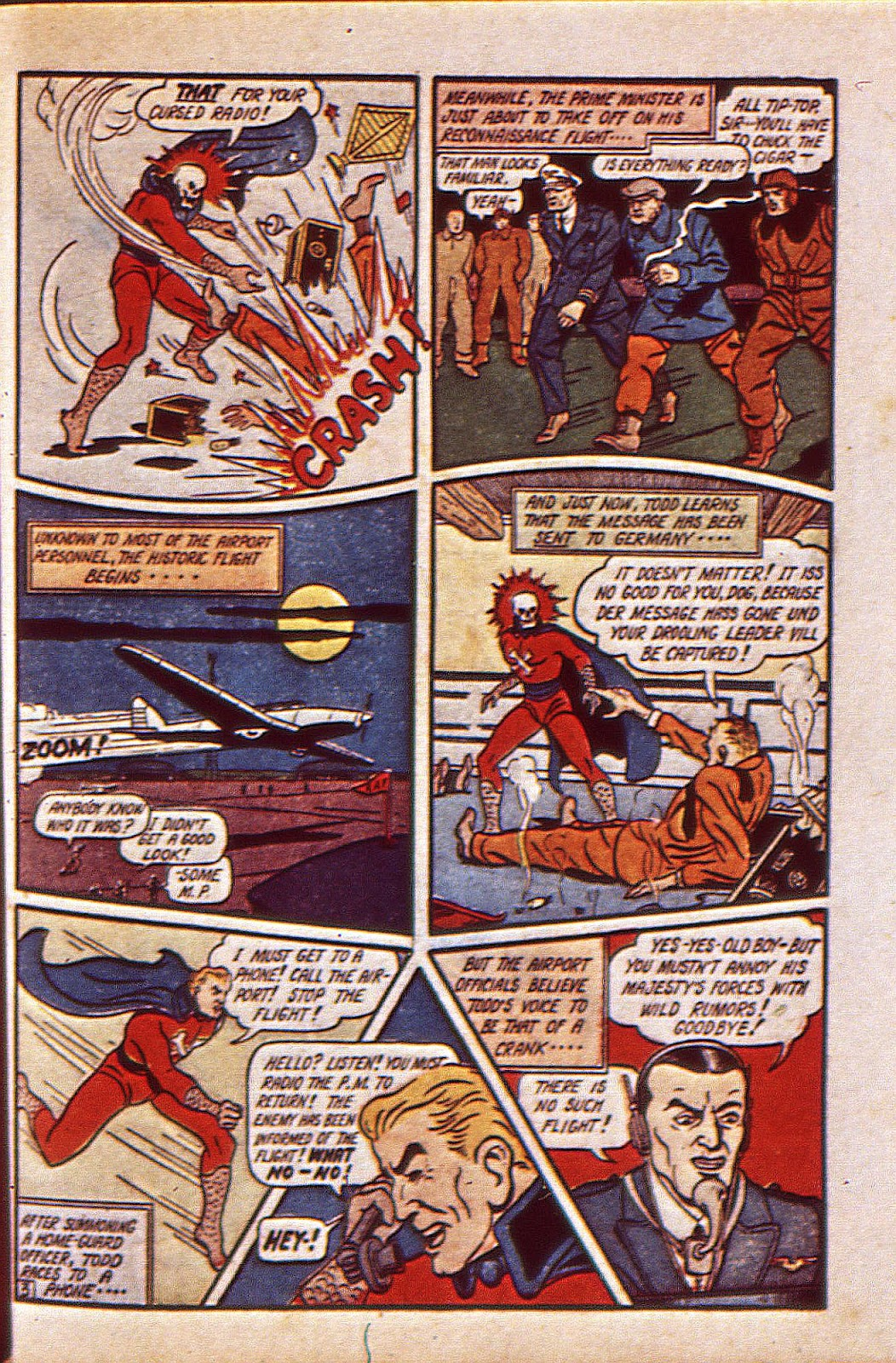 Mystic Comics (1940) issue 6 - Page 62