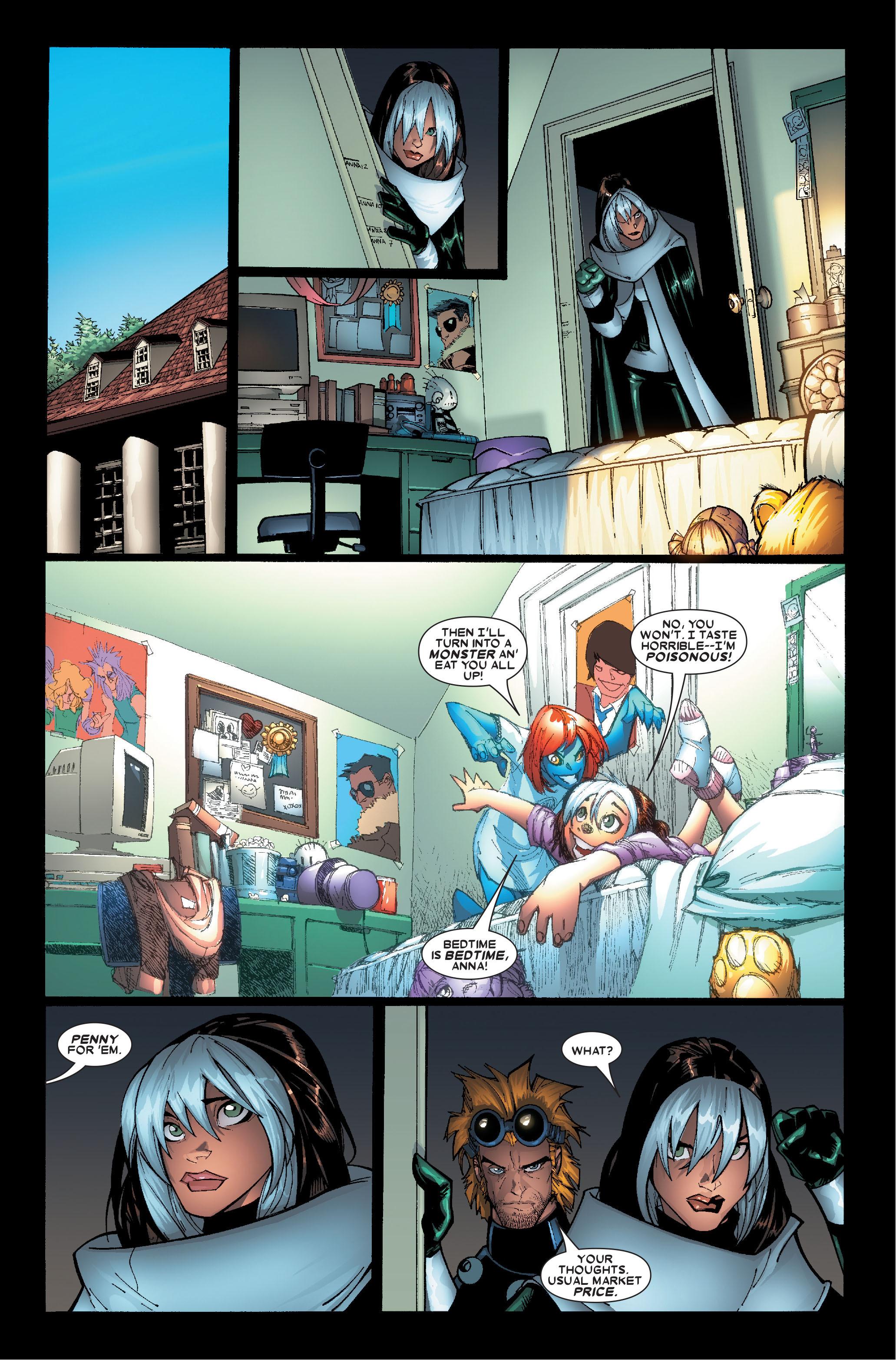 X-Men (1991) 200 Page 16