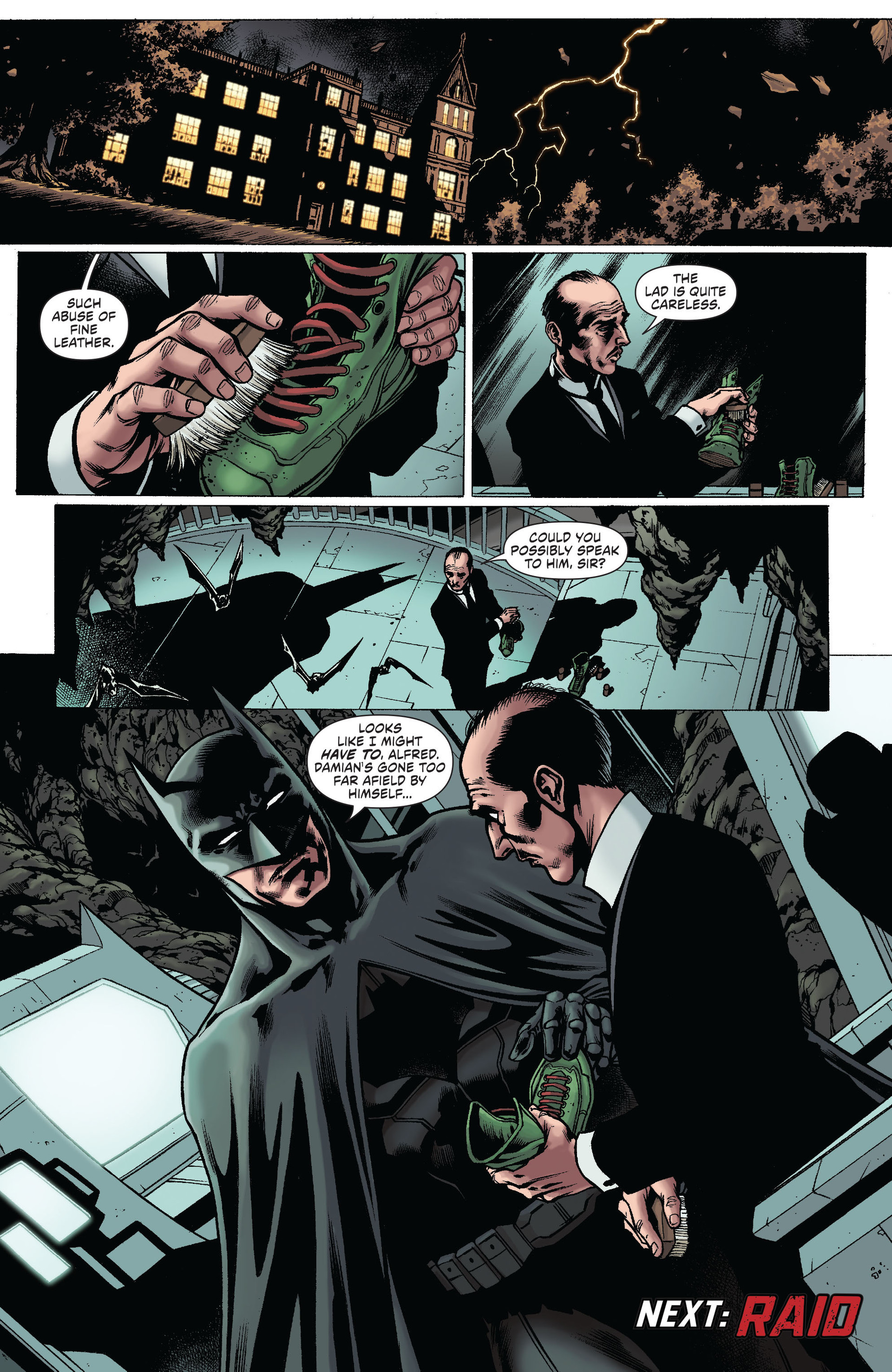 Read online Worlds' Finest comic -  Issue #8 - 22