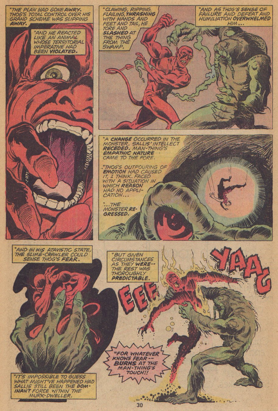 Man-Thing (1974) issue 22 - Page 19