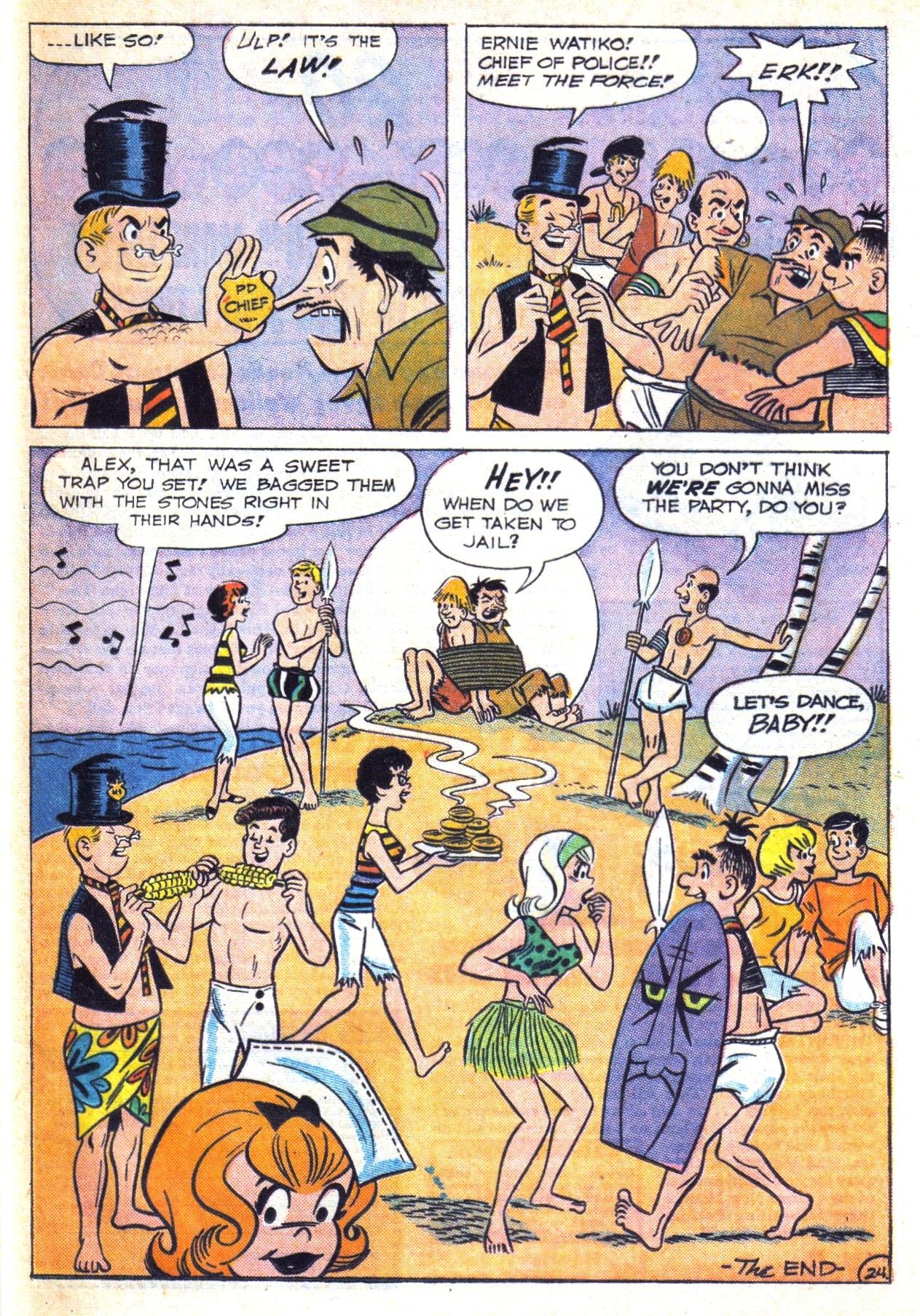 Read online She's Josie comic -  Issue #3 - 33