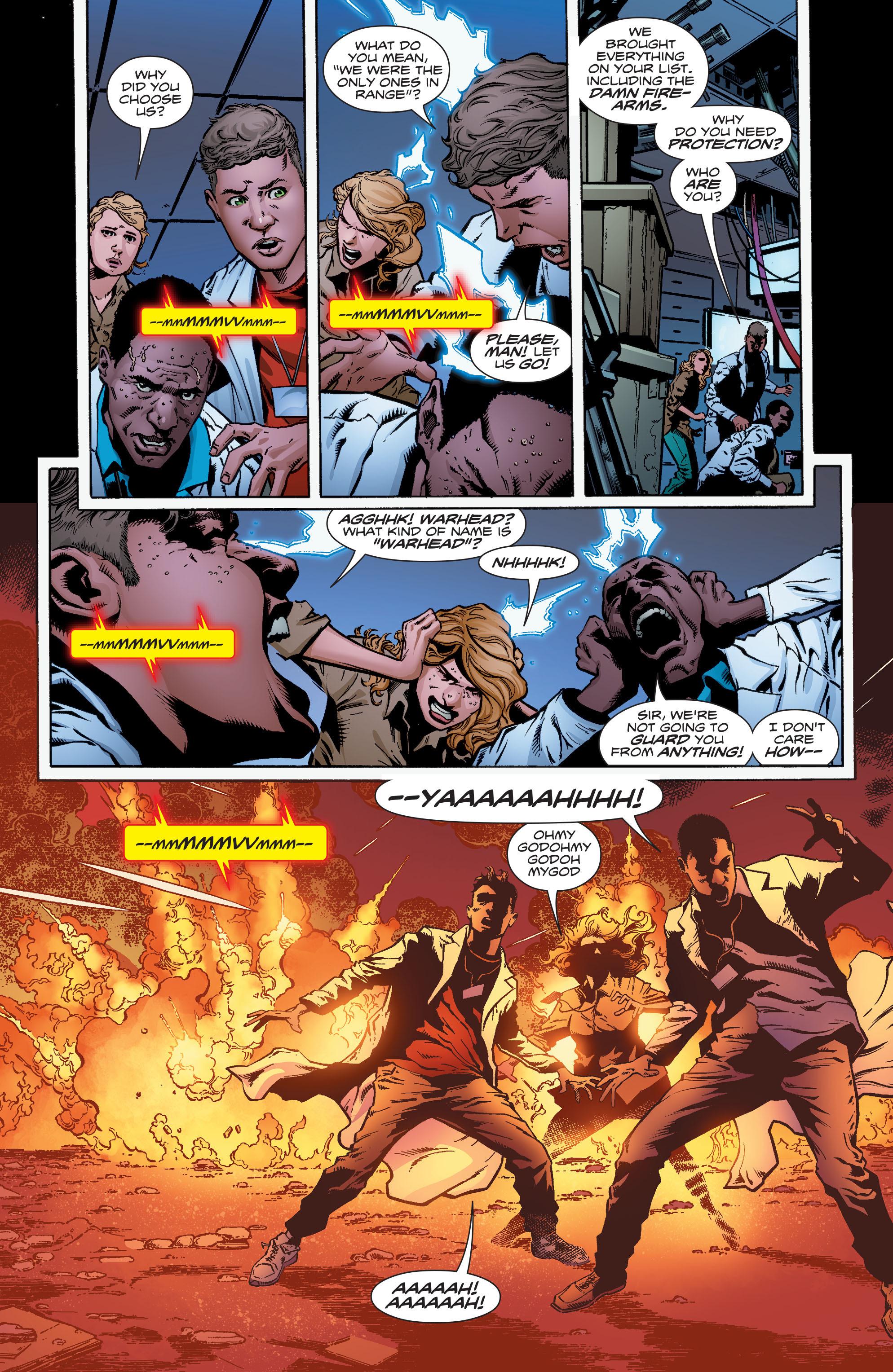 Read online Aquaman (2016) comic -  Issue #16 - 22