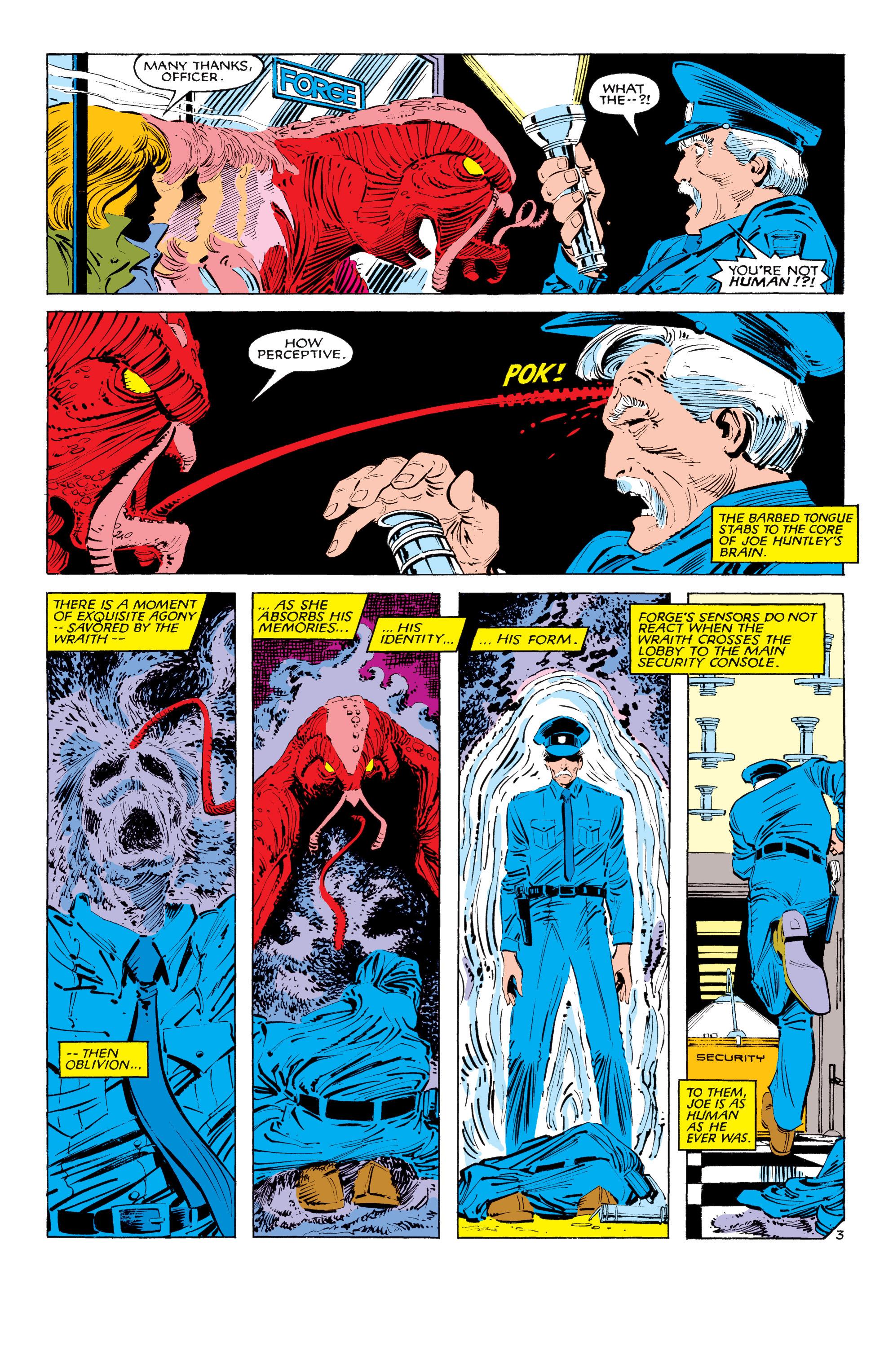 Read online Uncanny X-Men (1963) comic -  Issue #187 - 4