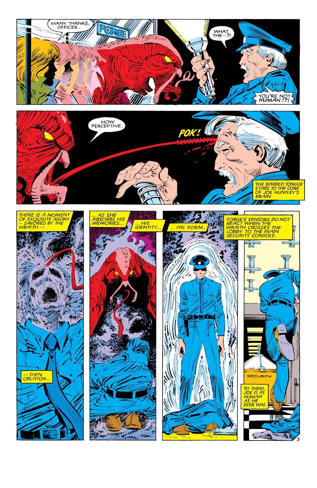 Uncanny X-Men (1963) issue 187 - Page 4