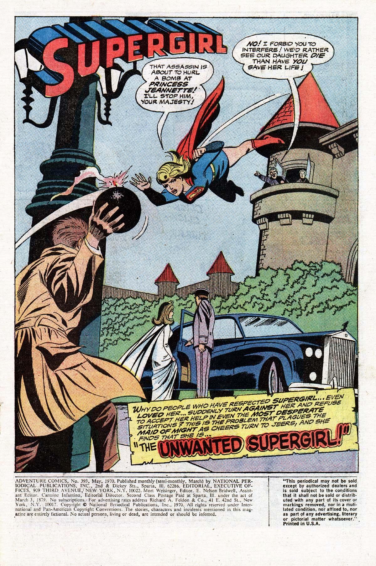 Read online Adventure Comics (1938) comic -  Issue #393 - 3