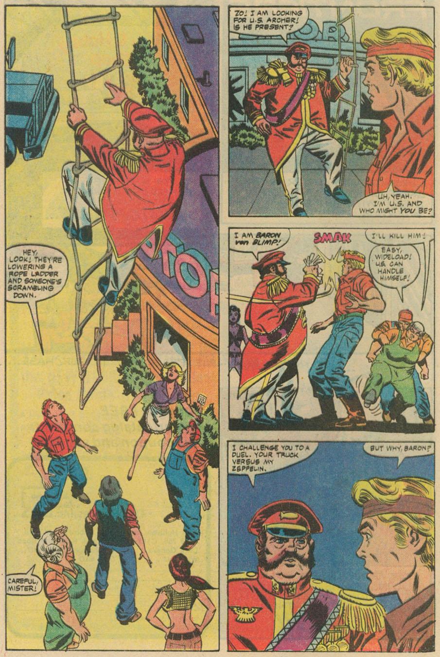 Read online U.S. 1 comic -  Issue #4 - 5