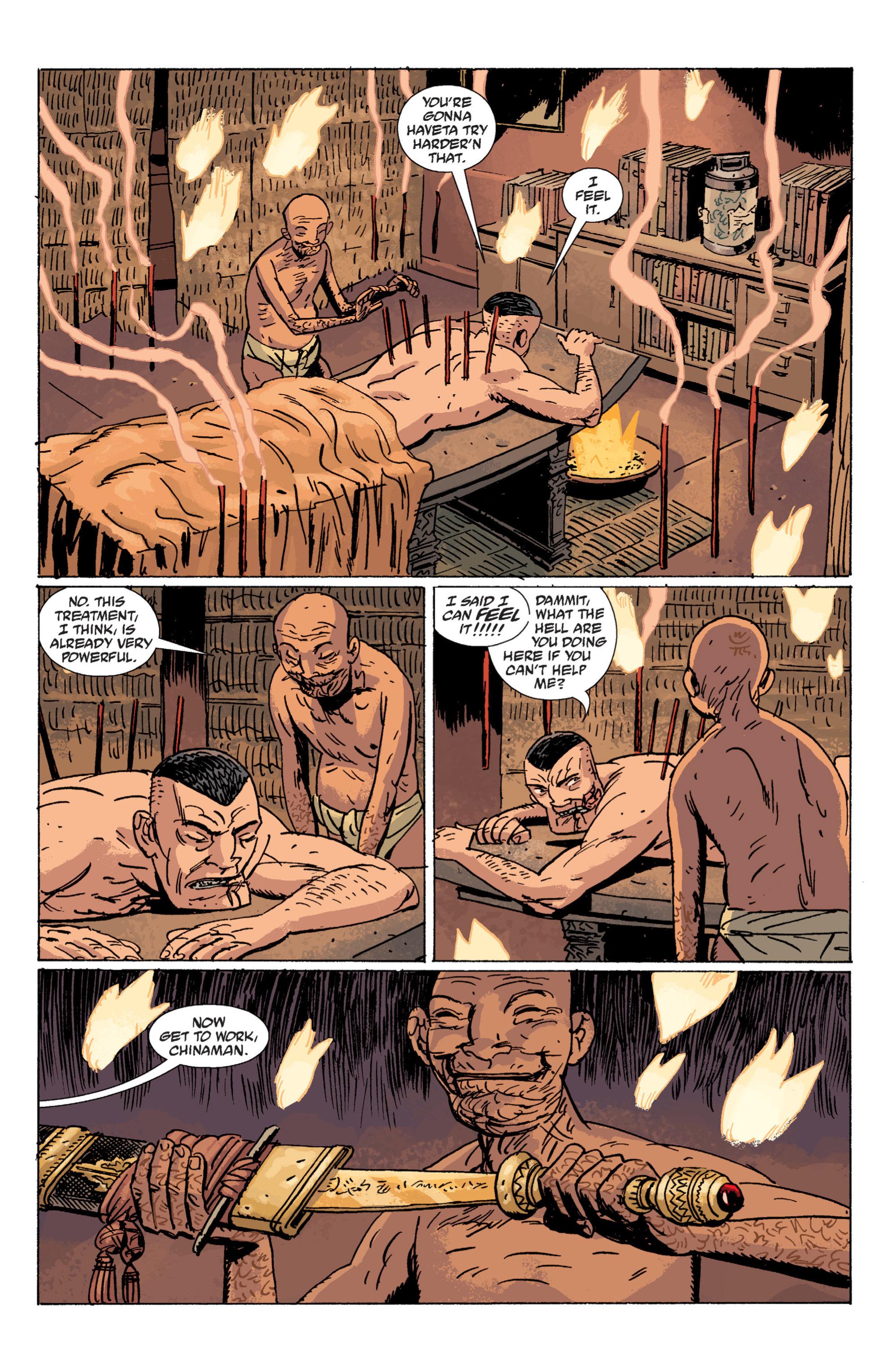 Read online B.P.R.D. (2003) comic -  Issue # TPB 7 - 18