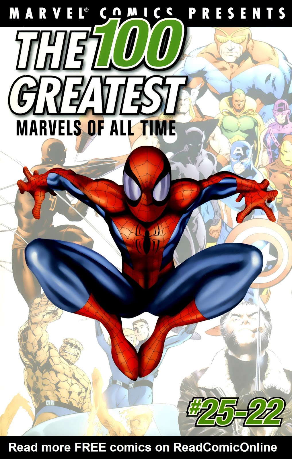 The 100 Greatest Marvels of All Time 1 Page 1