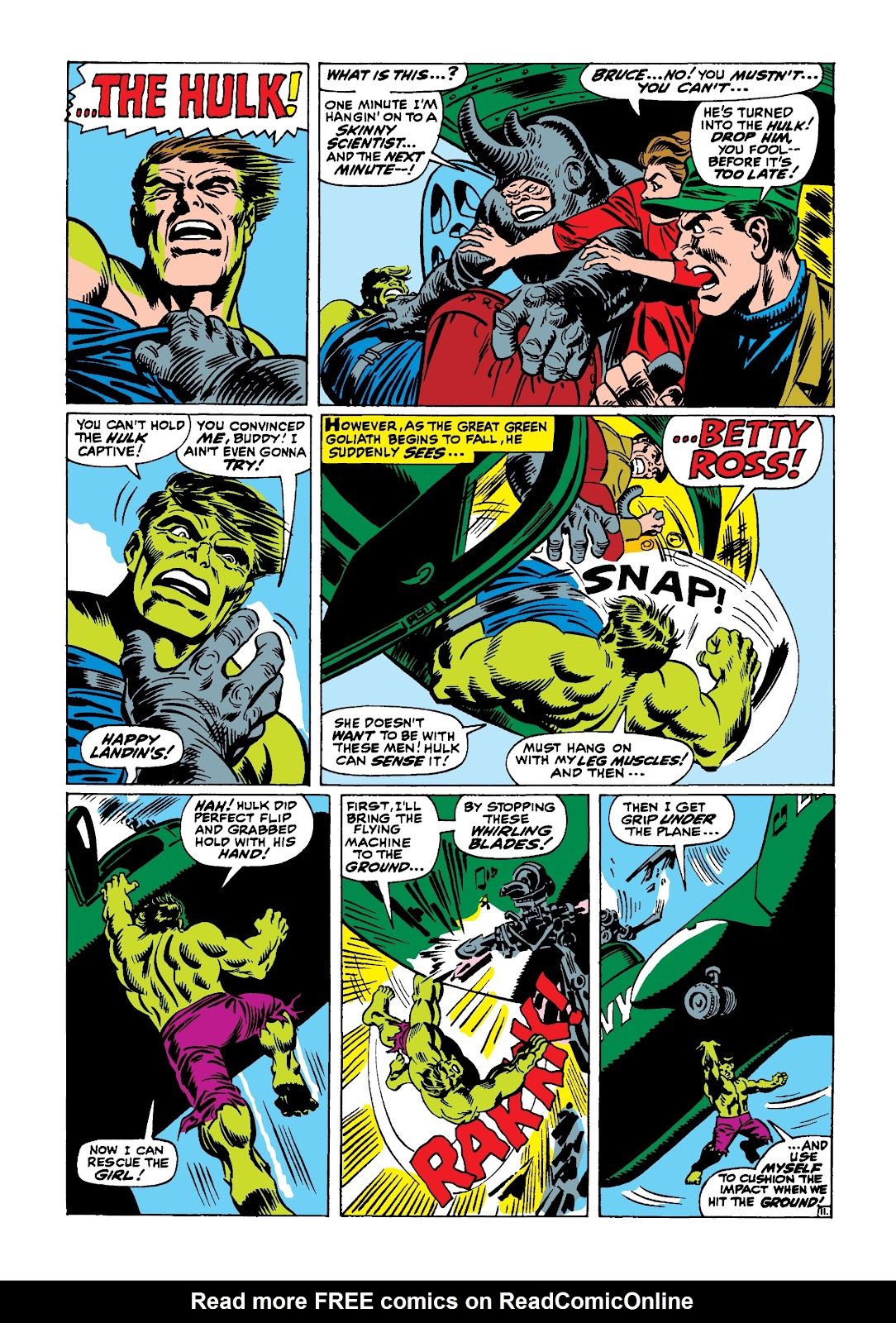 Read online Marvel Masterworks: The Incredible Hulk comic -  Issue # TPB 4 (Part 1) - 39