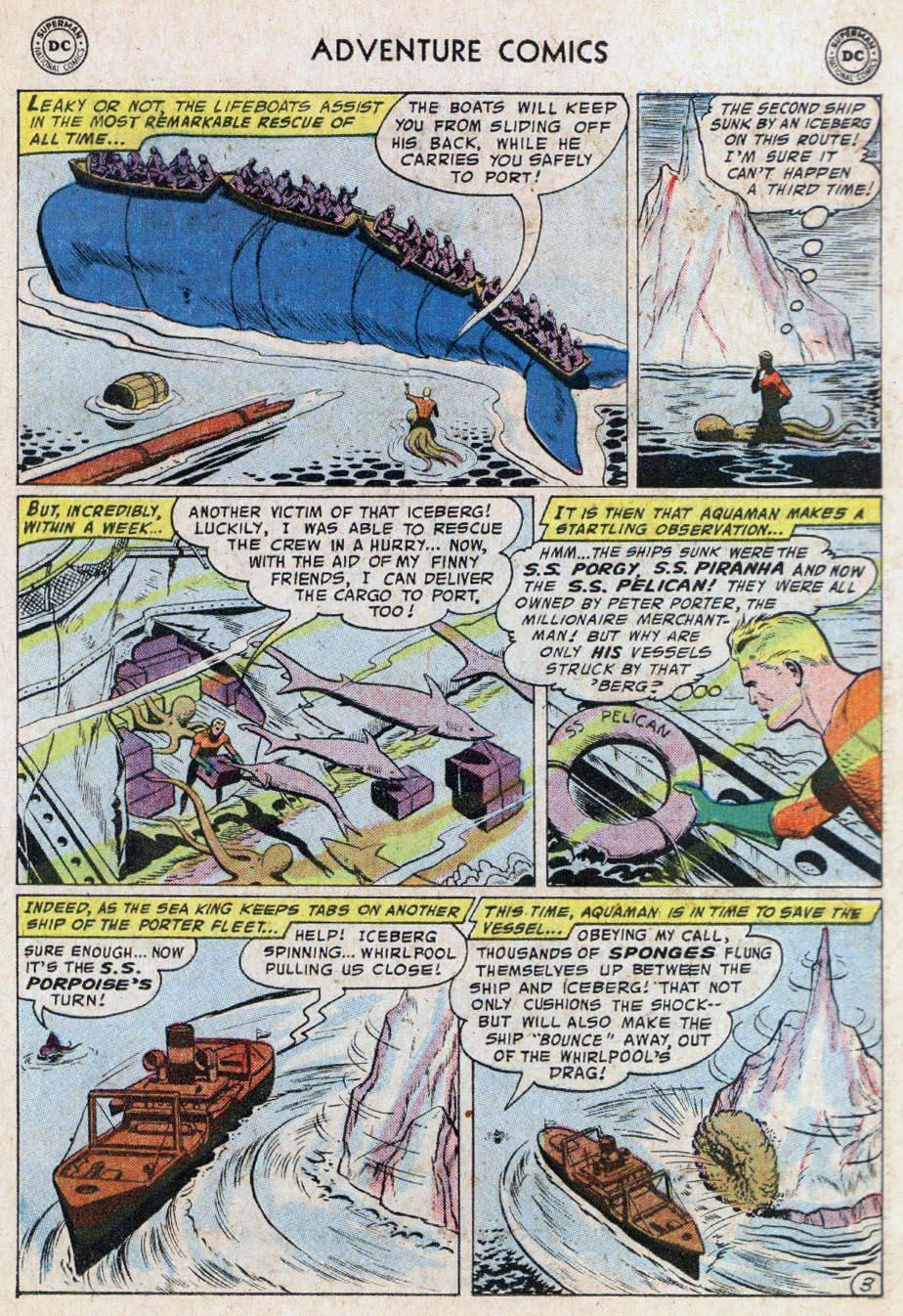 Read online Adventure Comics (1938) comic -  Issue #236 - 19