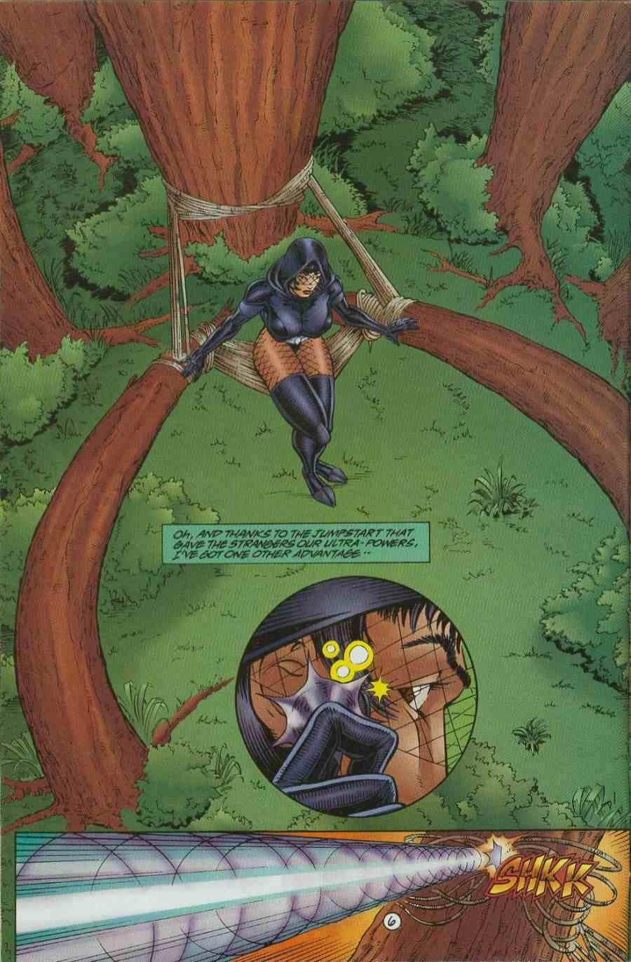 Read online Ultraverse Premiere comic -  Issue #6 - 18