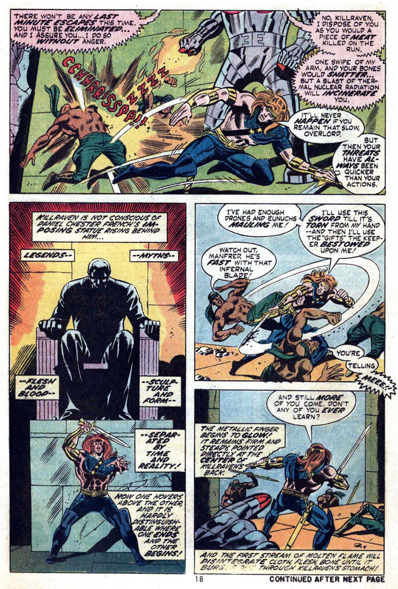 Read online Amazing Adventures (1970) comic -  Issue #24 - 19