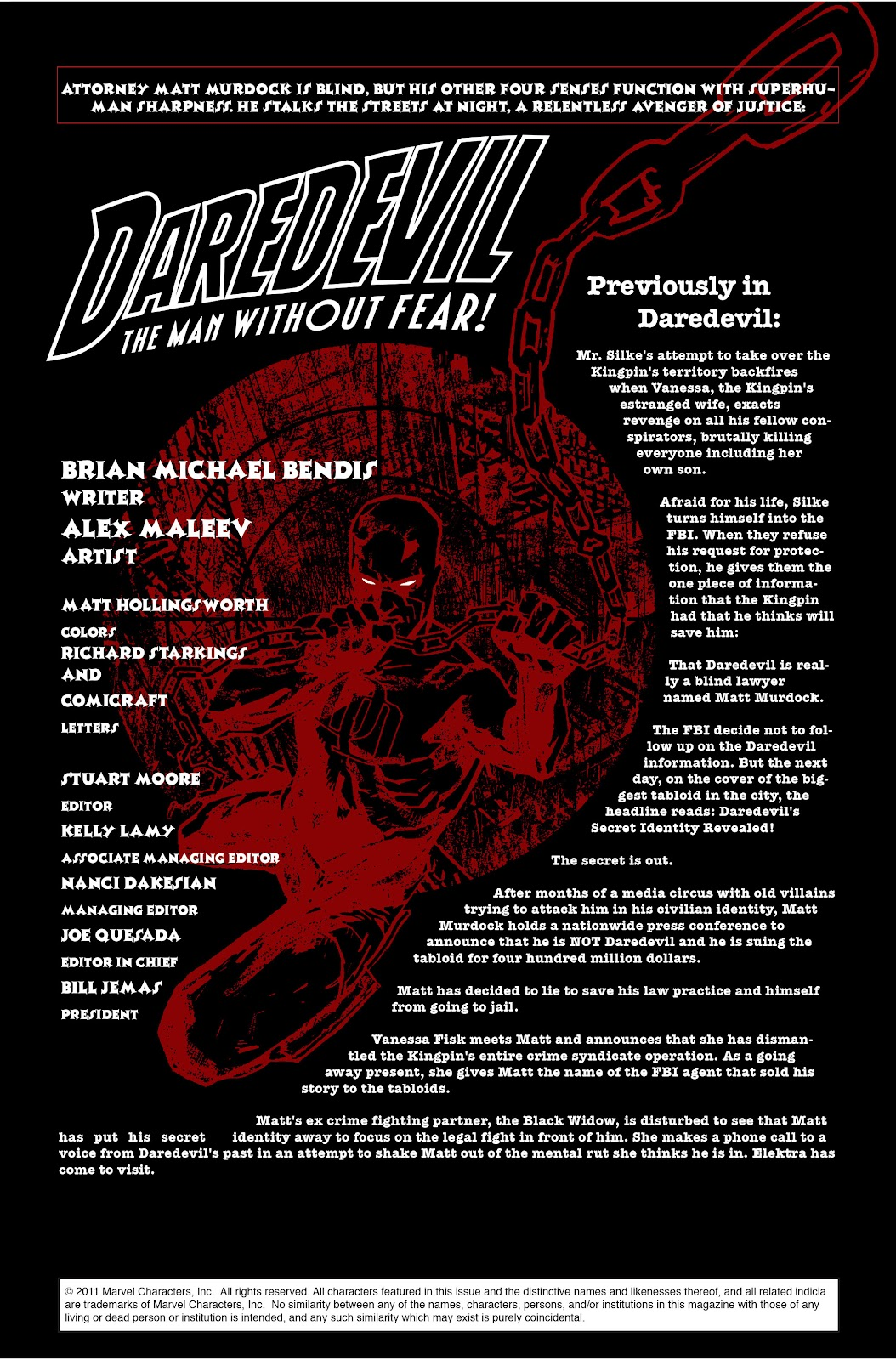 Read online Daredevil (1998) comic -  Issue # _Ultimate_Collection TPB 1 (Part 4) - 22
