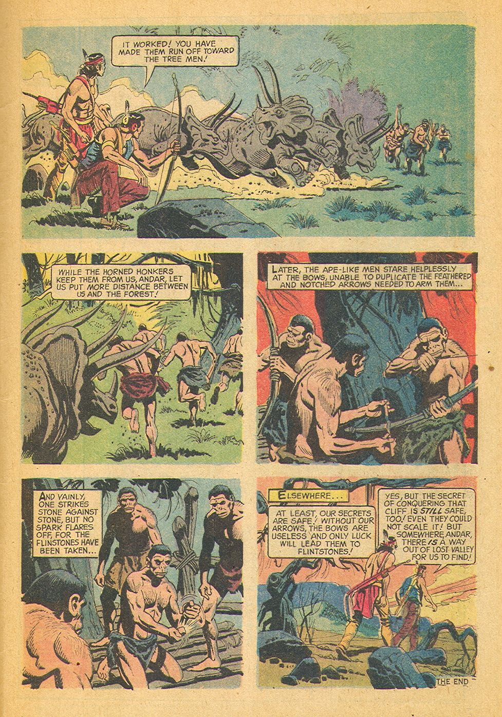 Read online Turok, Son of Stone comic -  Issue #77 - 33