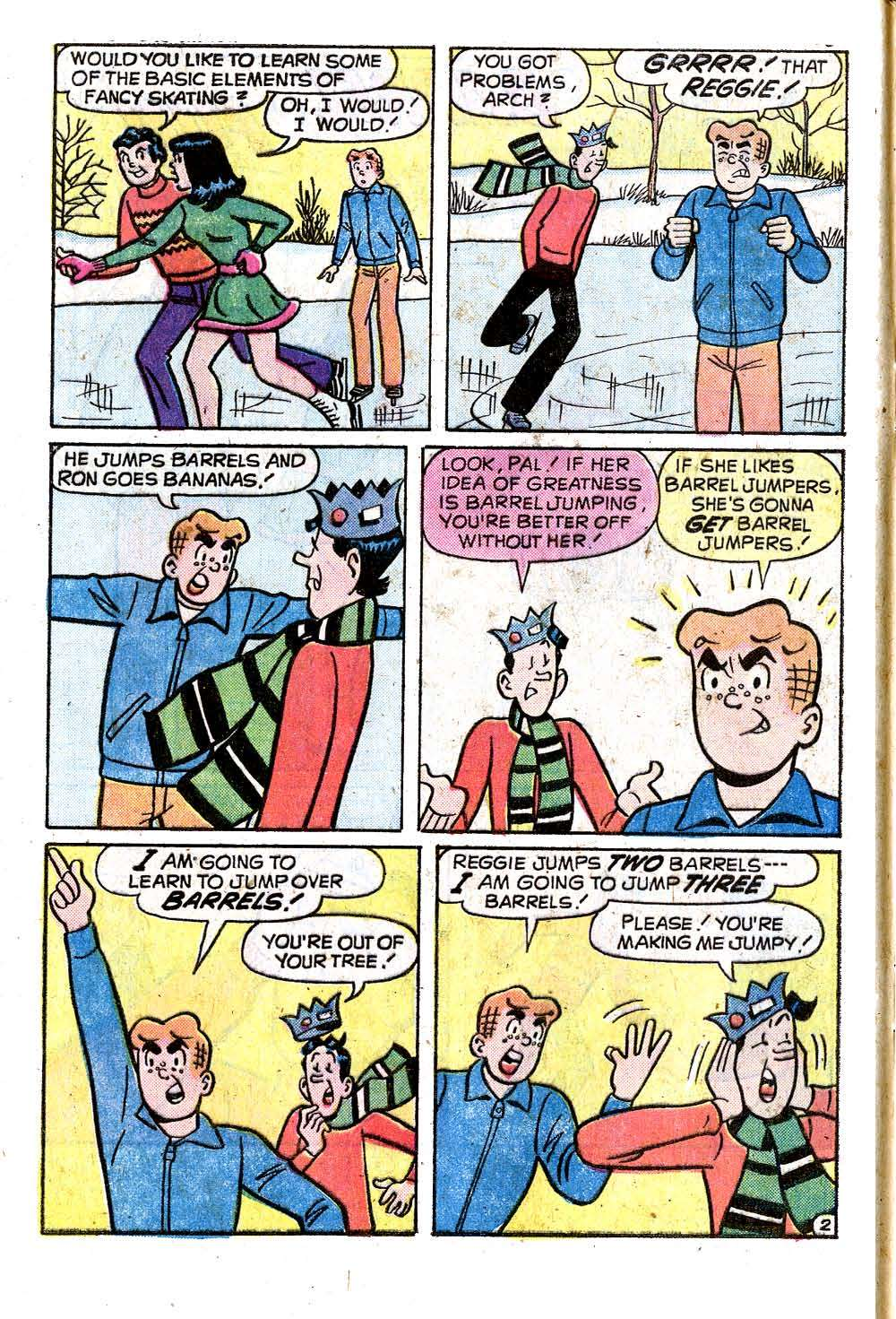 Read online Archie (1960) comic -  Issue #242 - 4