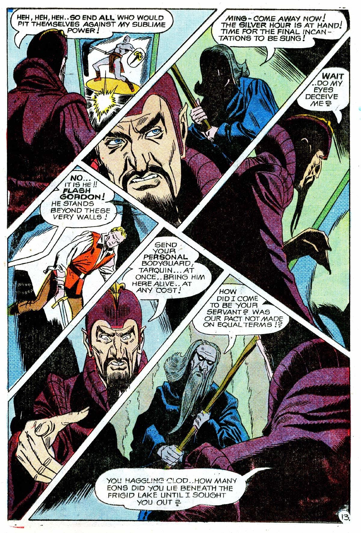Flash Gordon (1969) issue 16 - Page 14