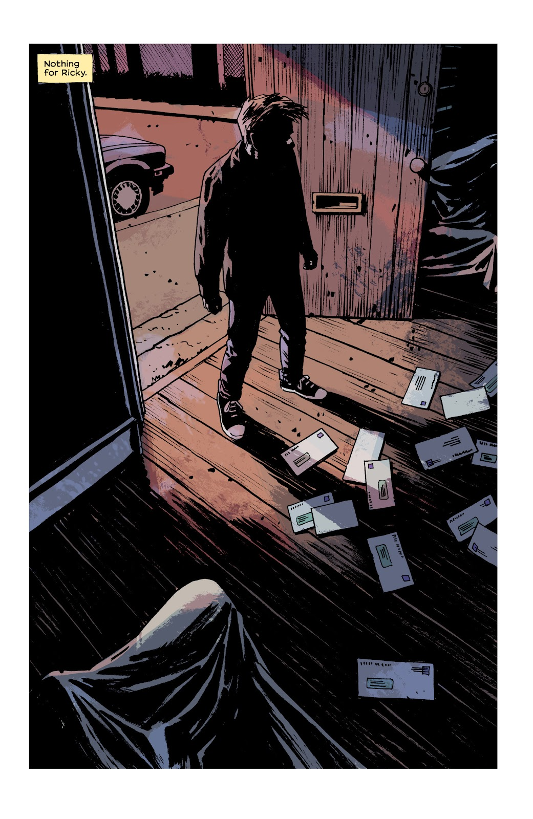 Read online Criminal (2019) comic -  Issue #10 - 26