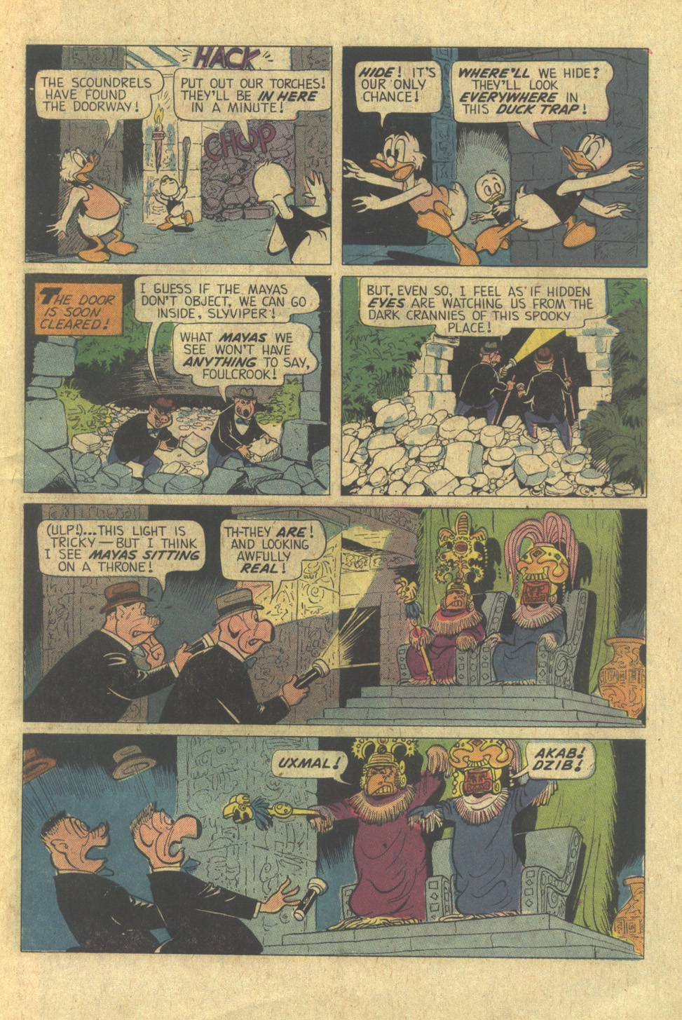 Read online Uncle Scrooge (1953) comic -  Issue #113 - 27