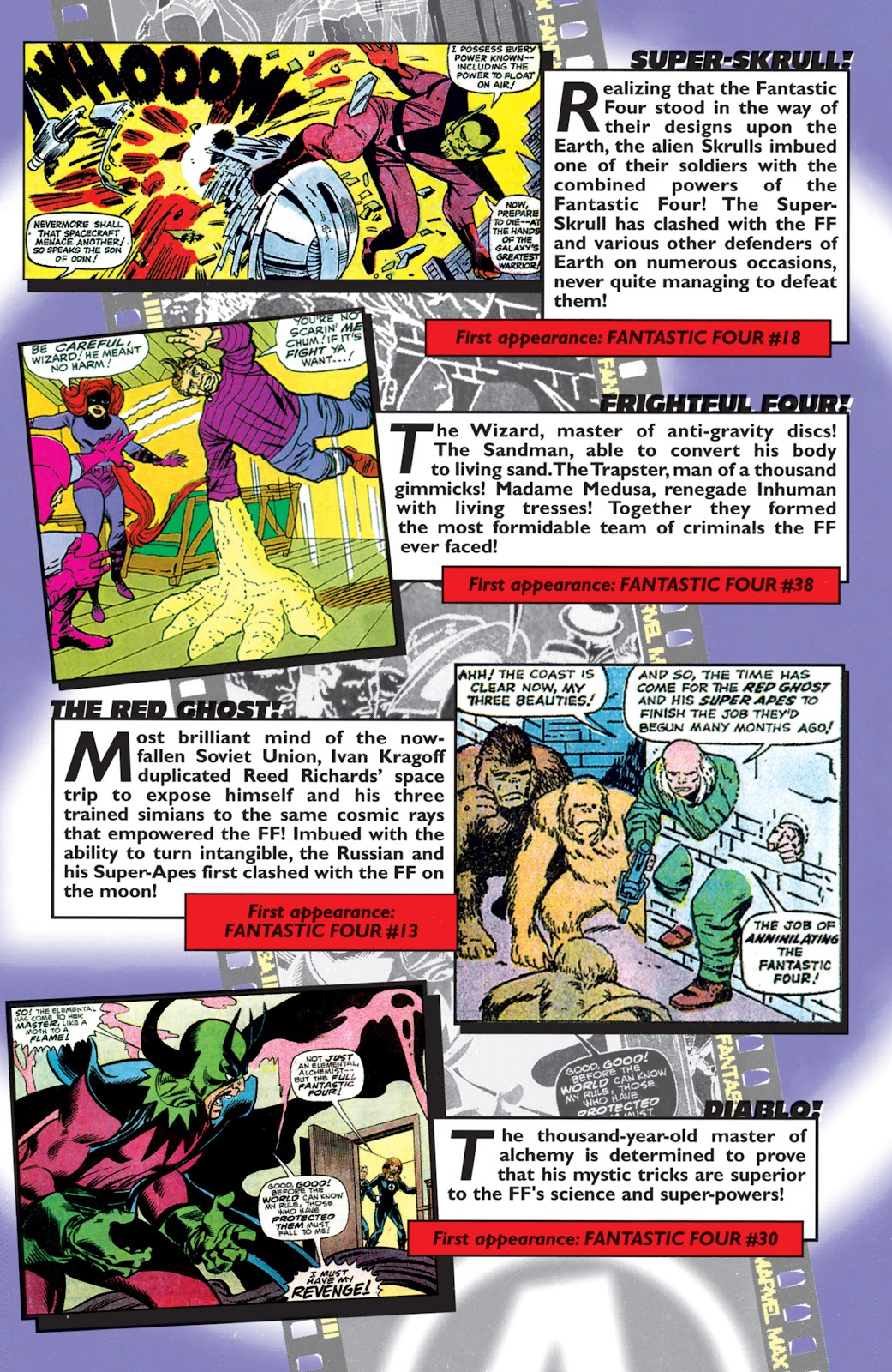 Read online Fantastic Four: The Legend comic -  Issue # Full - 20