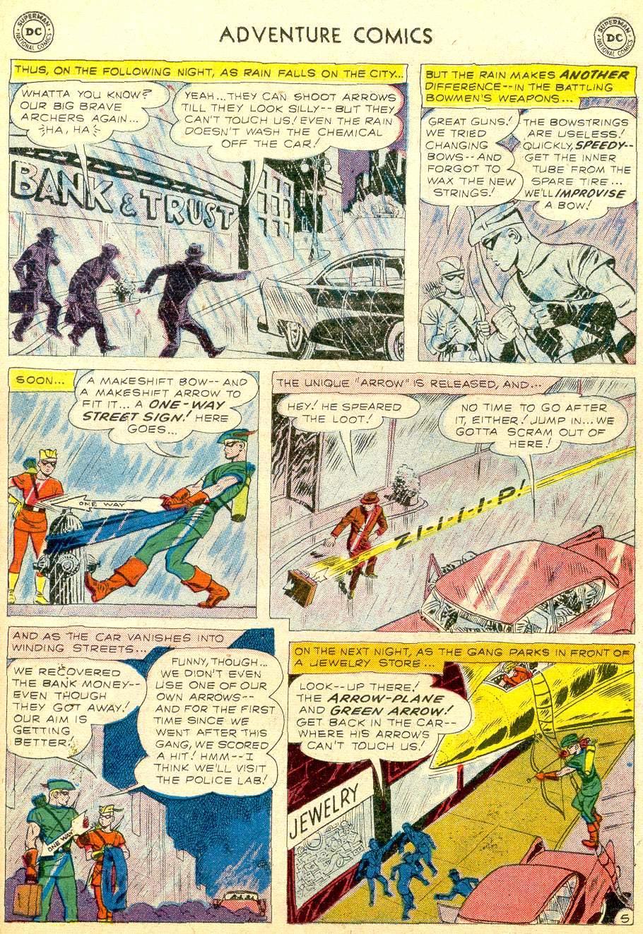 Read online Adventure Comics (1938) comic -  Issue #257 - 23