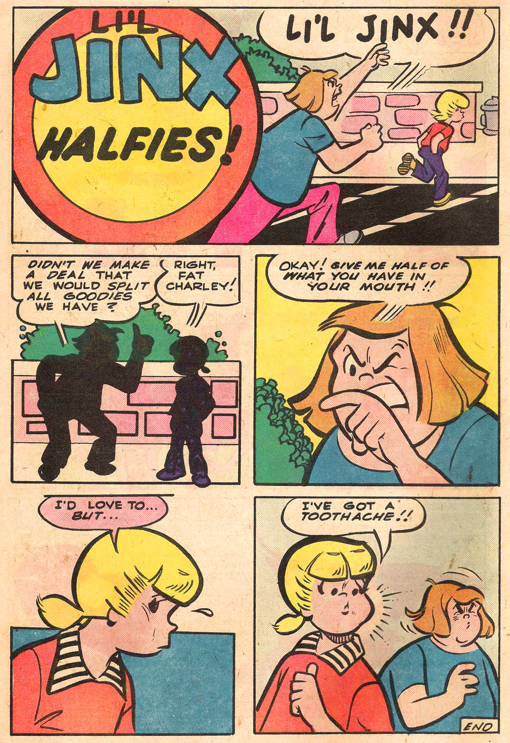Read online Archie's Girls Betty and Veronica comic -  Issue #262 - 10
