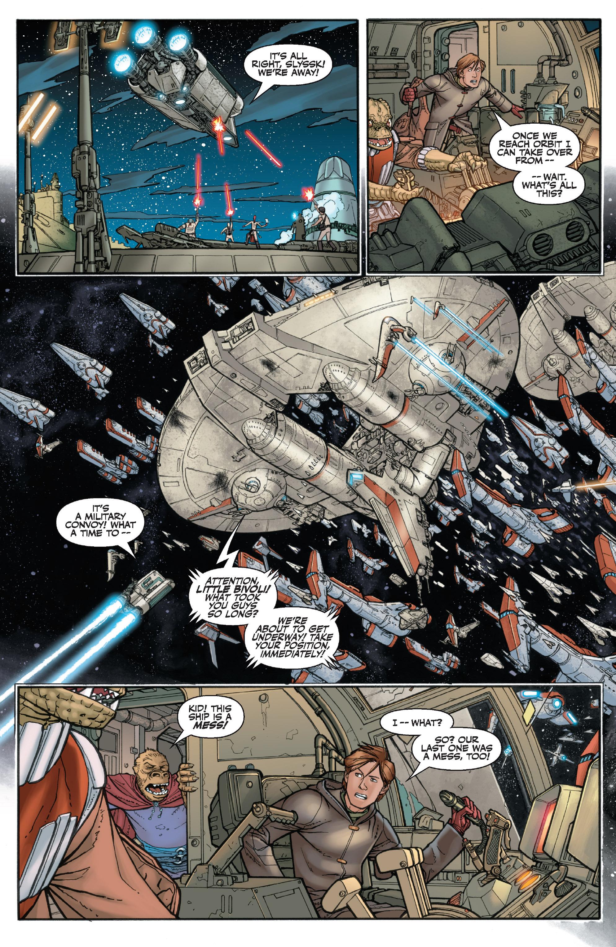 Read online Star Wars Omnibus comic -  Issue # Vol. 29 - 292