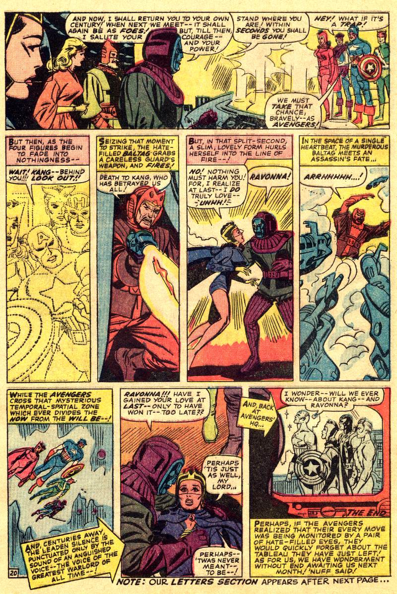 The Avengers (1963) 24 Page 20