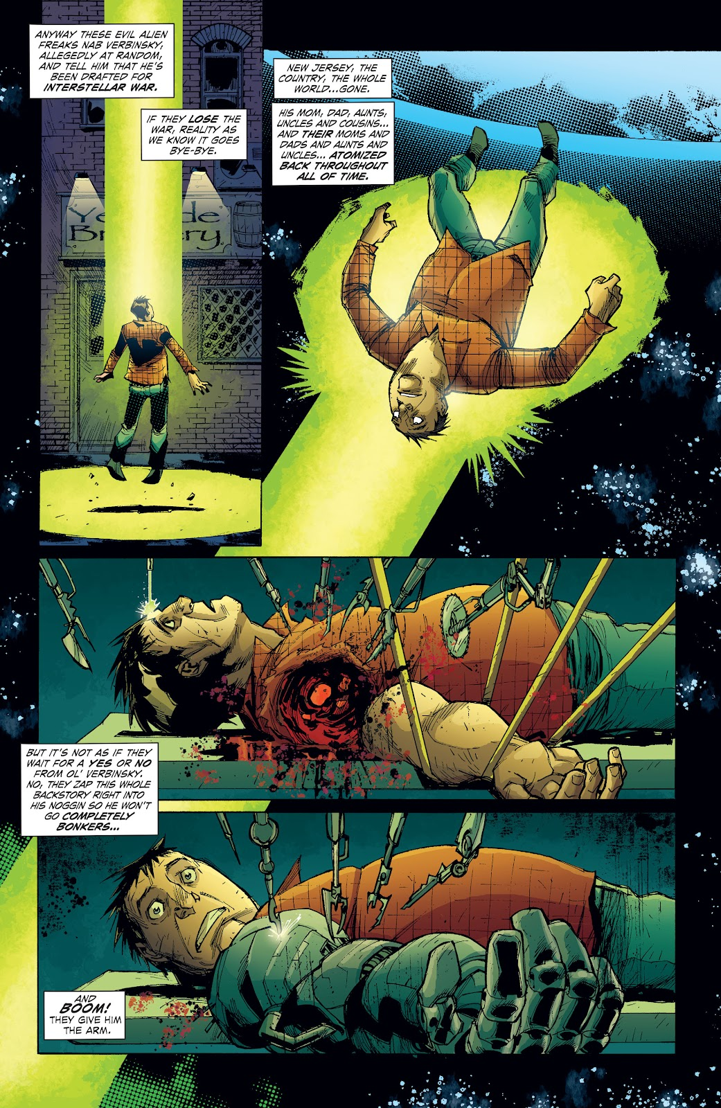 Read online Strange Adventures (2014) comic -  Issue # TPB (Part 1) - 81