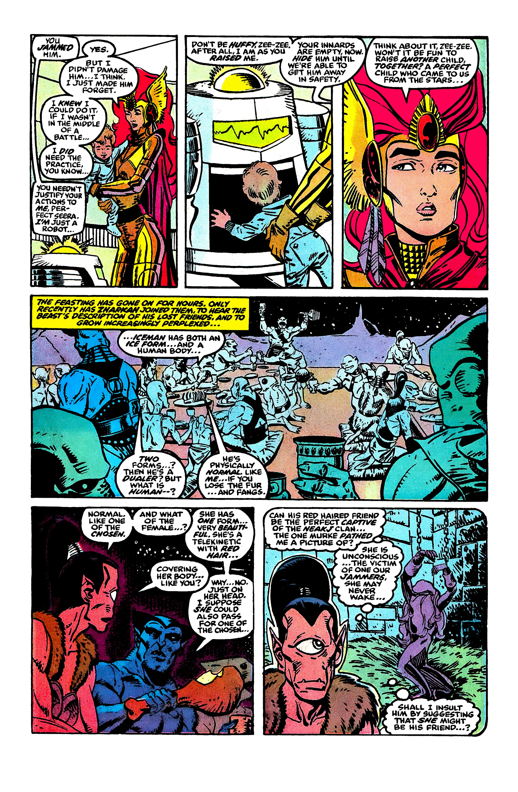 Read online X-Factor (1986) comic -  Issue #44 - 20