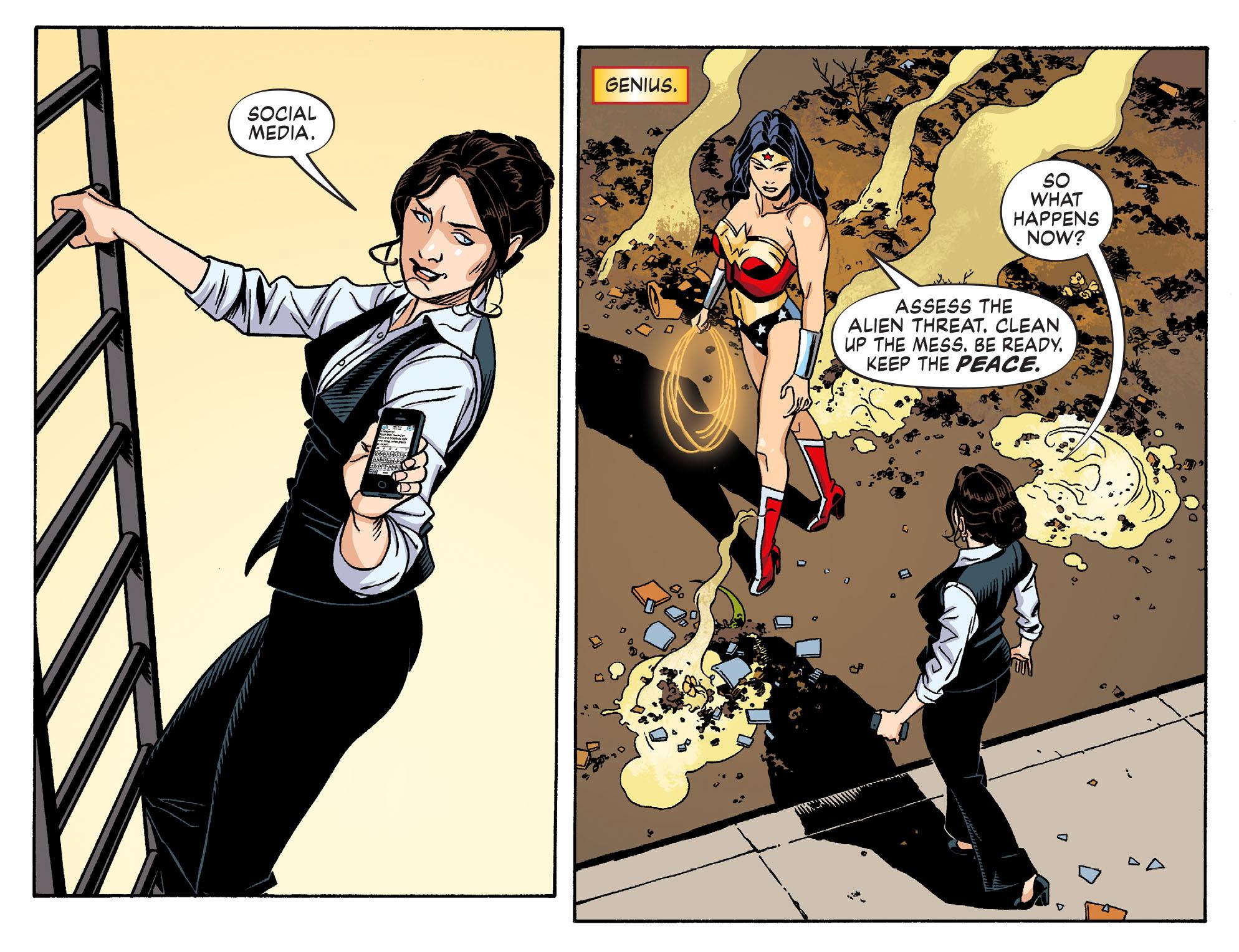 Read online Sensation Comics Featuring Wonder Woman comic -  Issue #27 - 14