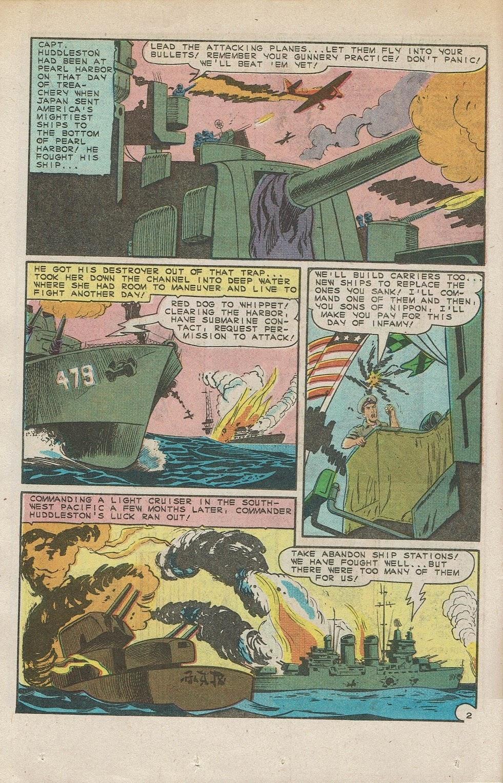 Read online Fightin' Navy comic -  Issue #126 - 26