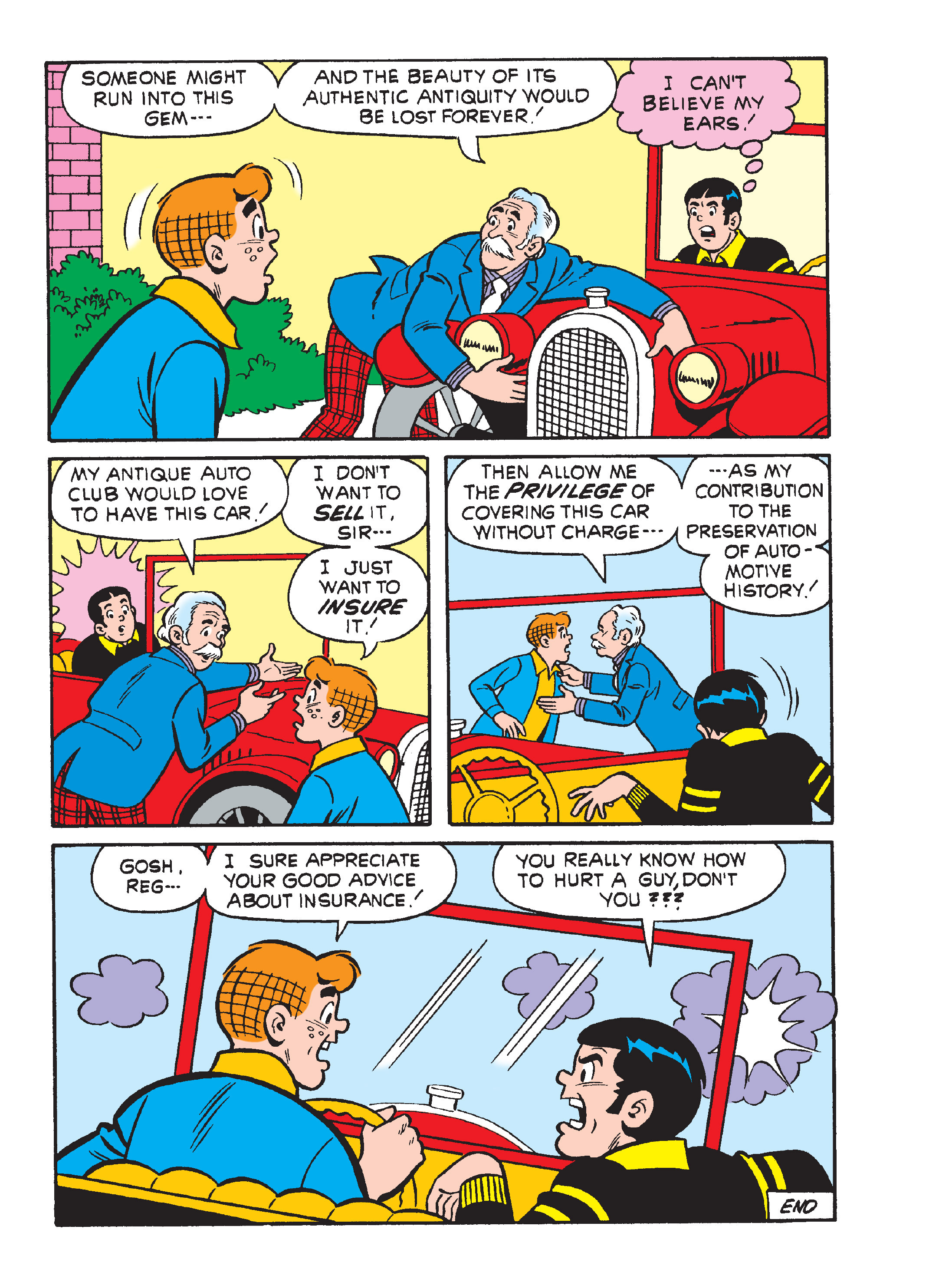 Read online Archie's Funhouse Double Digest comic -  Issue #15 - 90