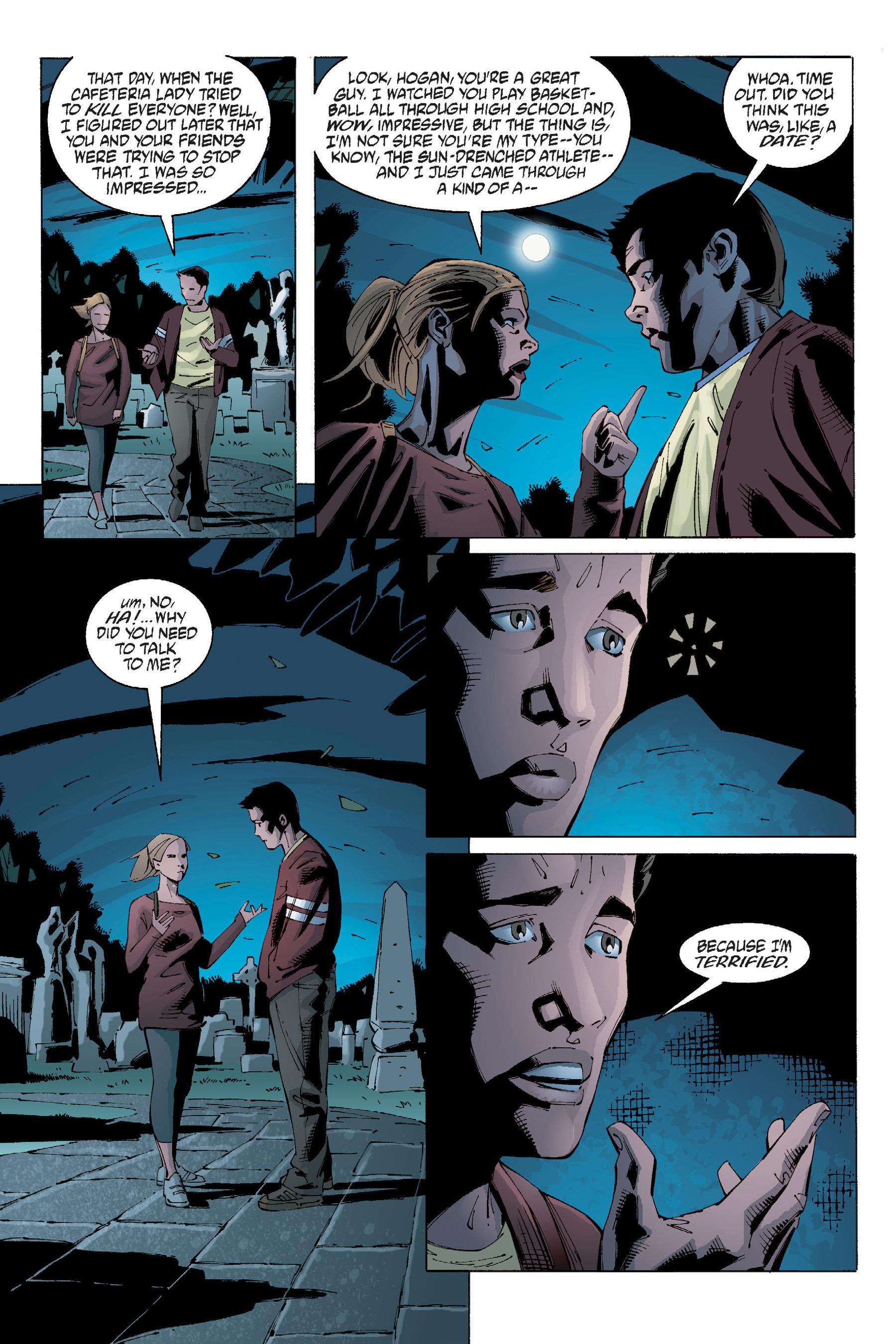 Read online Buffy the Vampire Slayer: Omnibus comic -  Issue # TPB 5 - 26
